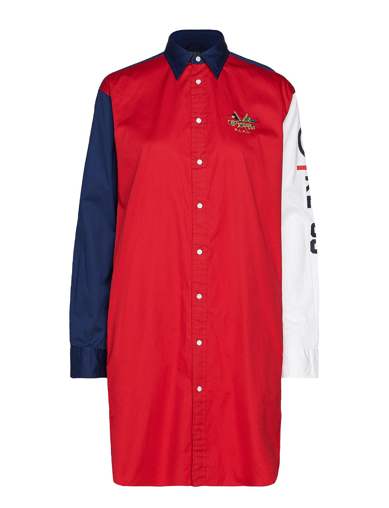 Polo Ralph Lauren FINE TWILL-LSL-CSD
