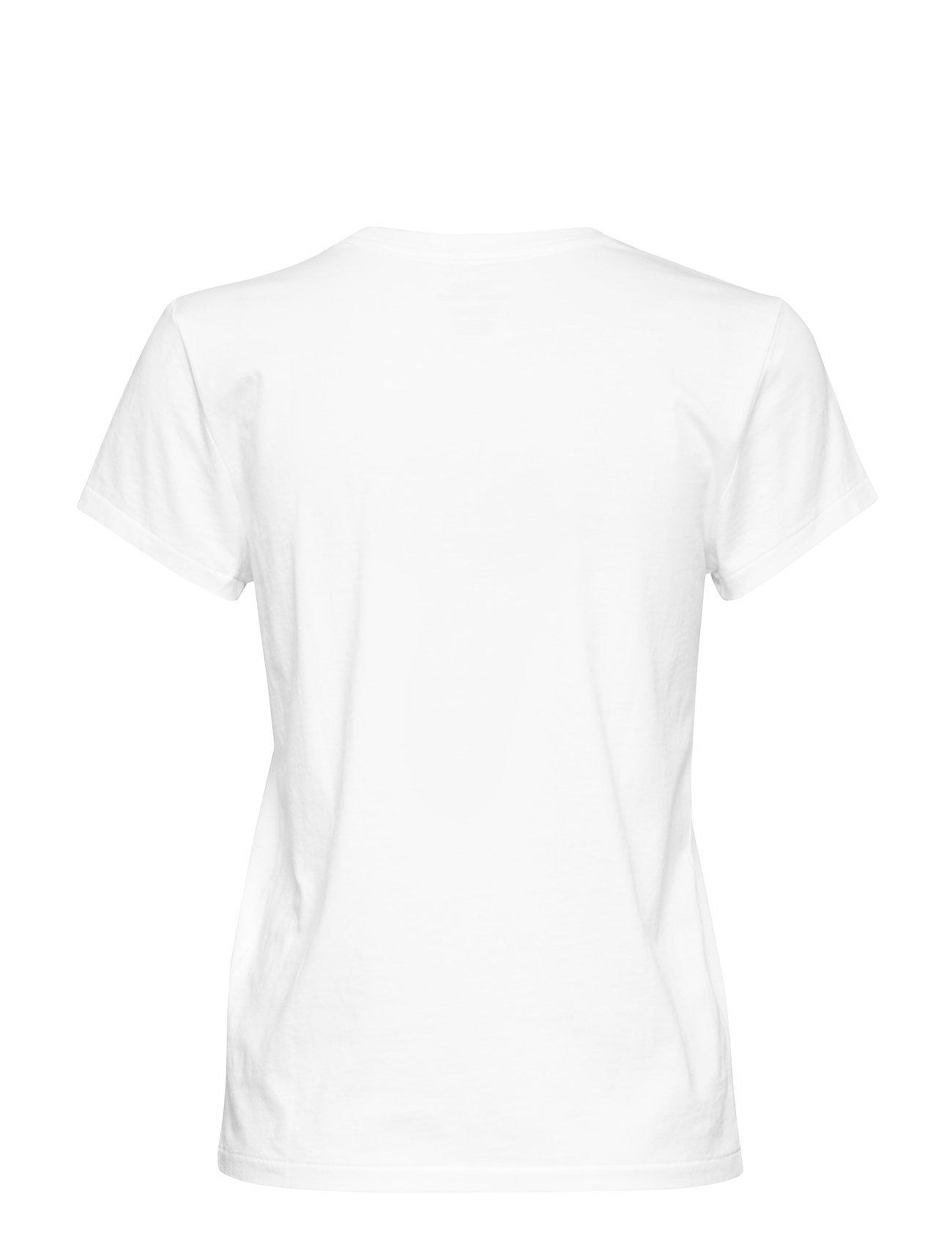 Polo Ralph Lauren - Cotton Jersey Crewneck Tee - t-shirts - white - 1