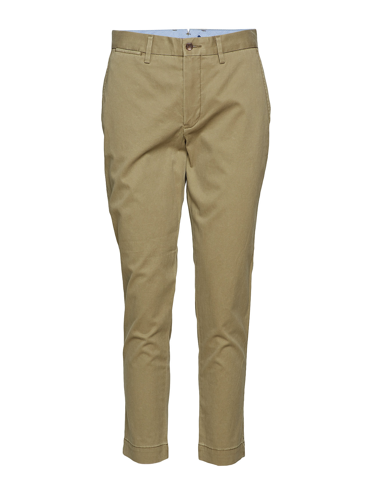 Polo Ralph Lauren Stretch Cotton Straight Pant