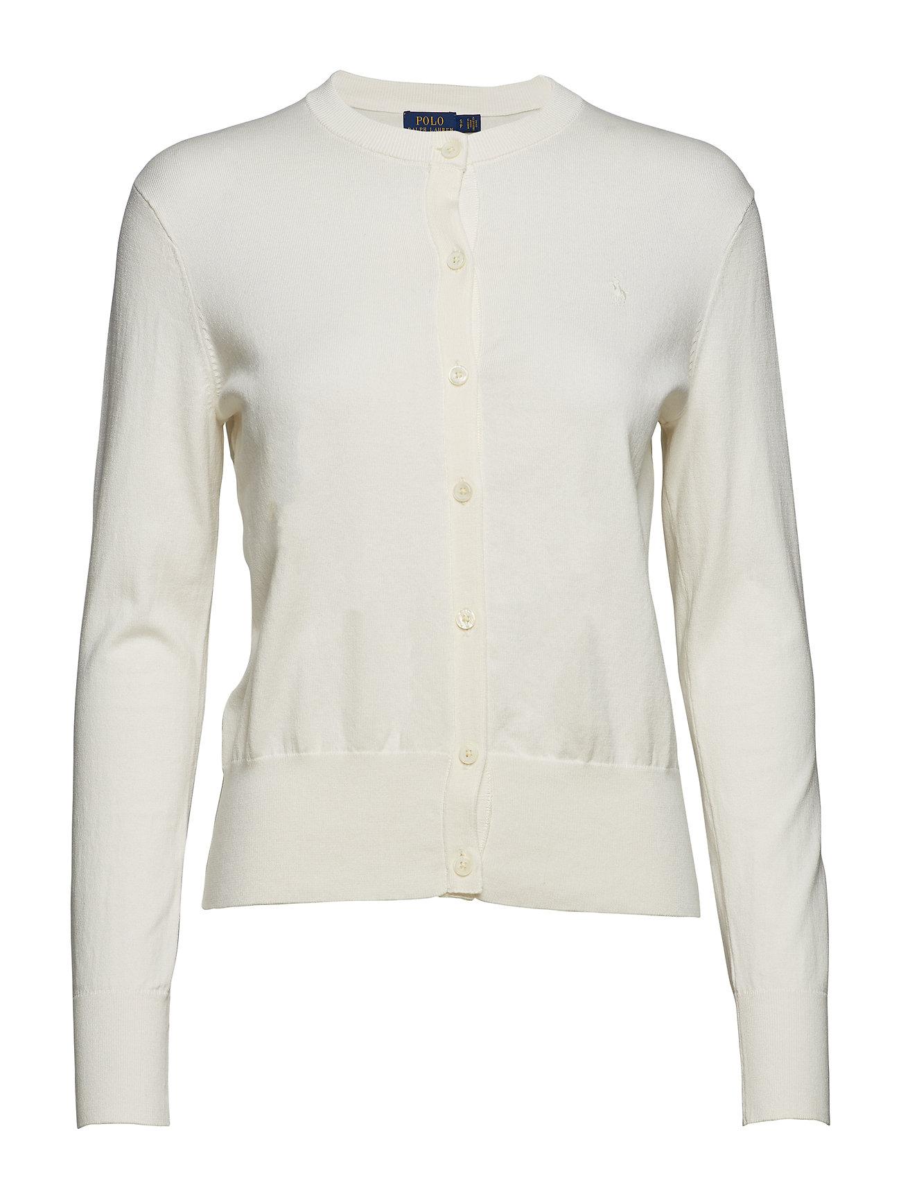 c3212f049d32 Cotton Cardigan Sweater (Collection Cream) (£125) - Polo Ralph ...