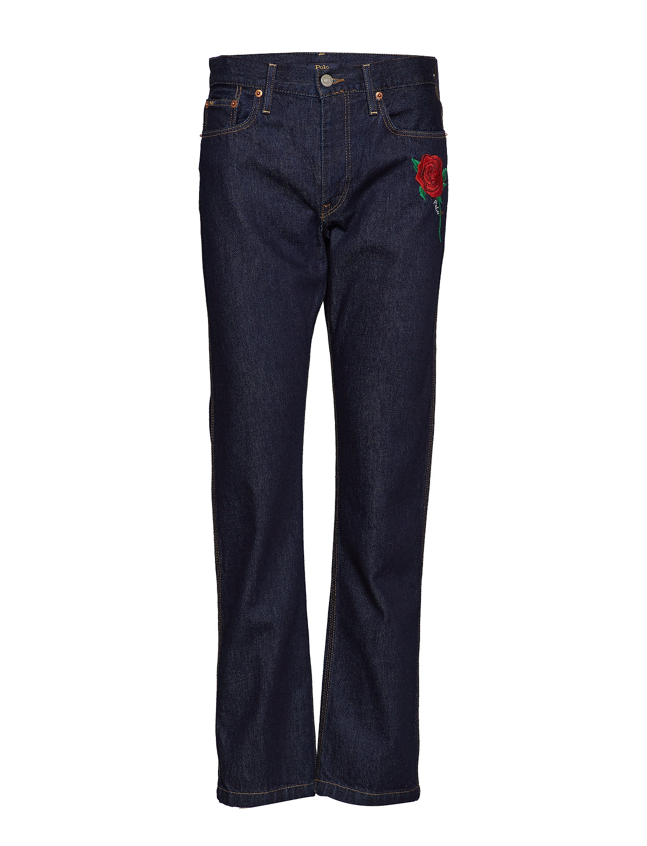 Polo Ralph Lauren Reede High-Rise Straight Jean