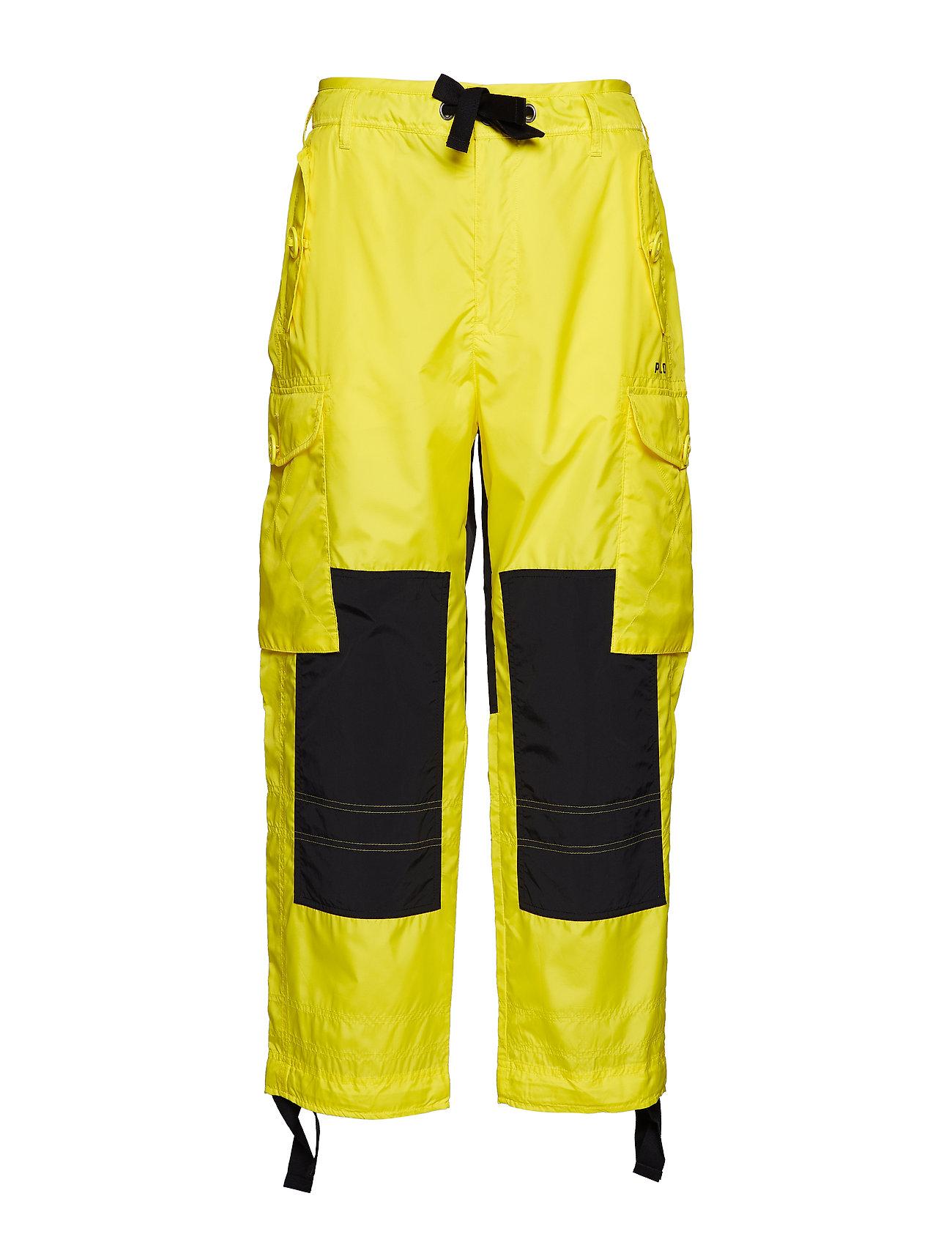 Polo Ralph Lauren Ripstop Cargo Pant - OPTIC YELLOW/POLO