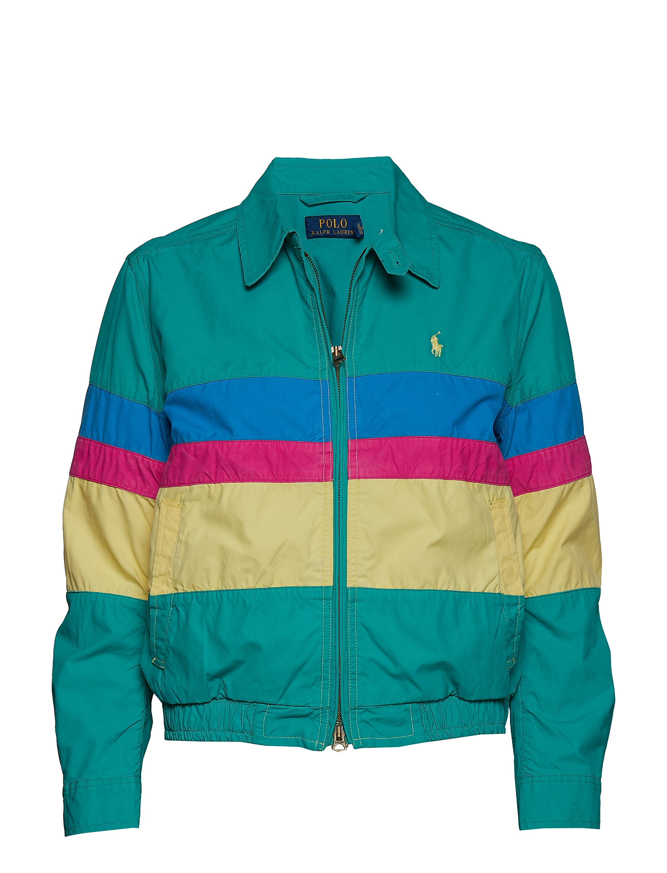 Polo Ralph Lauren Poplin Windbreaker Jacket