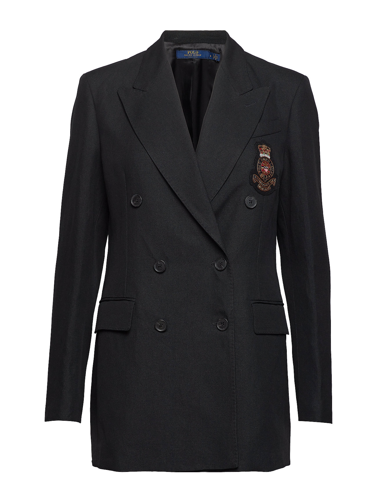 Polo Ralph Lauren Crest Double-Breasted Blazer