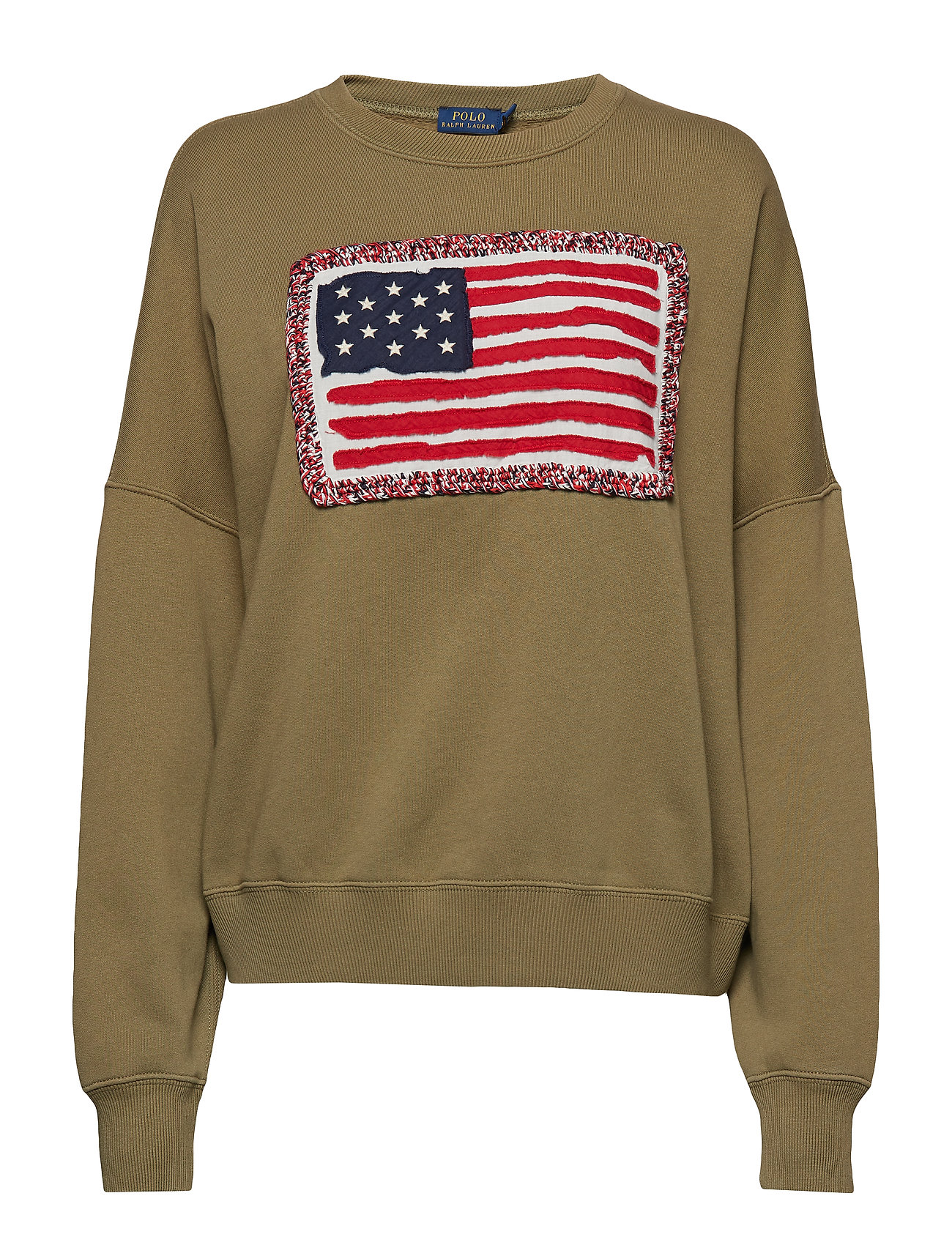 Polo Ralph Lauren Flag Fleece Pullover