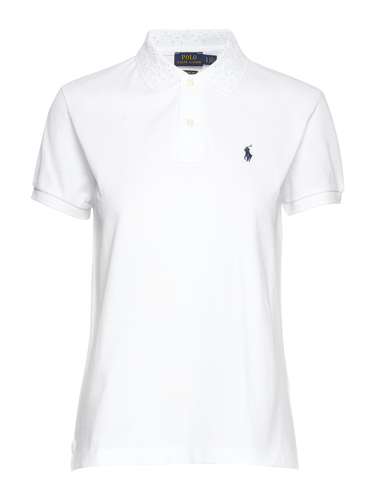 Polo Ralph Lauren Classic Fit Eyelet Polo Shirt