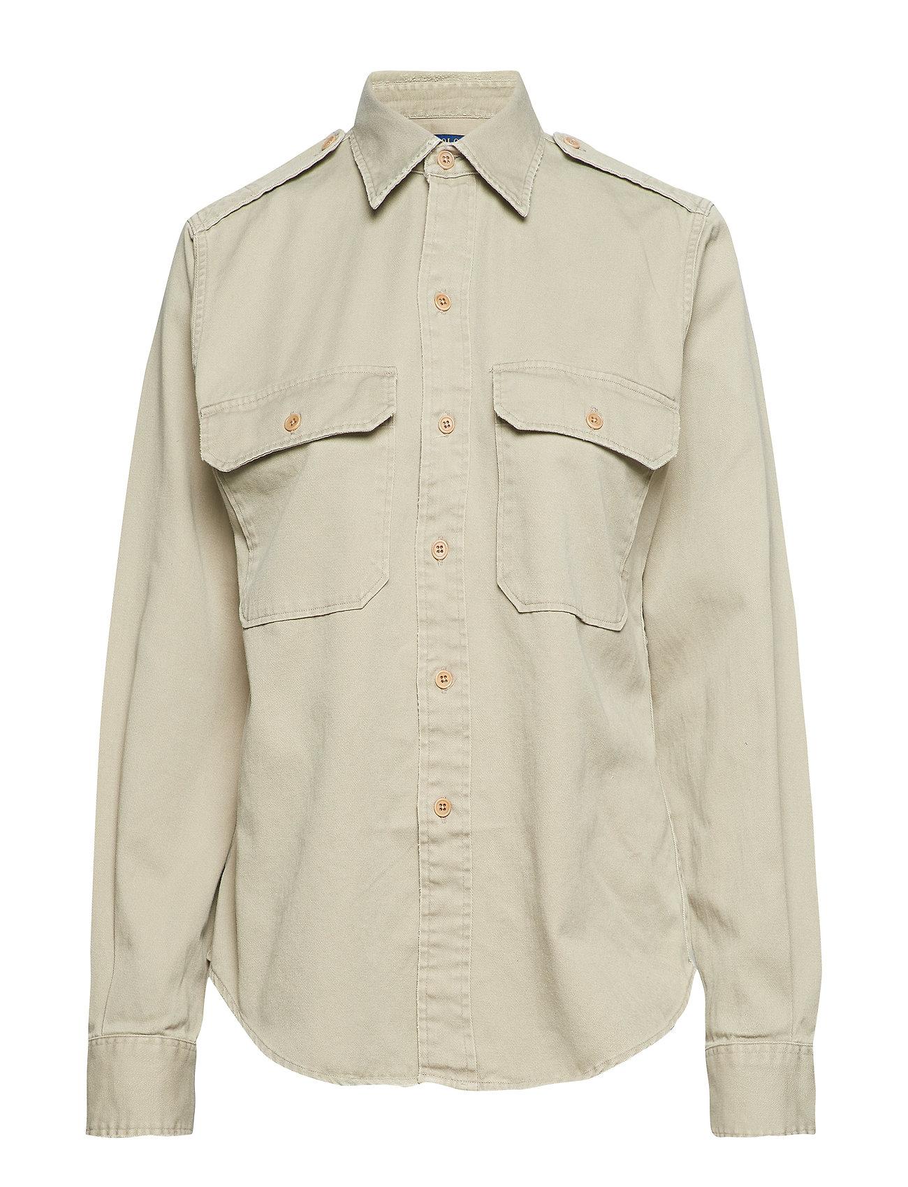 Polo Ralph Lauren Twill Military Shirt