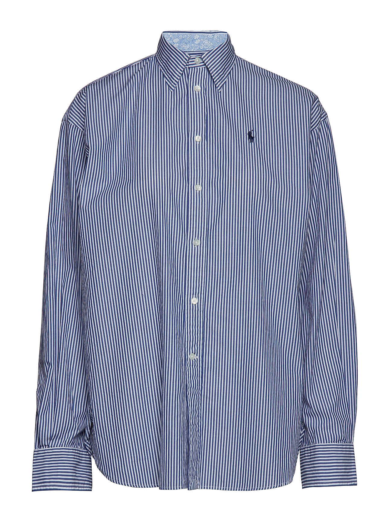 Polo Ralph Lauren Boyfriend Fit Striped Shirt