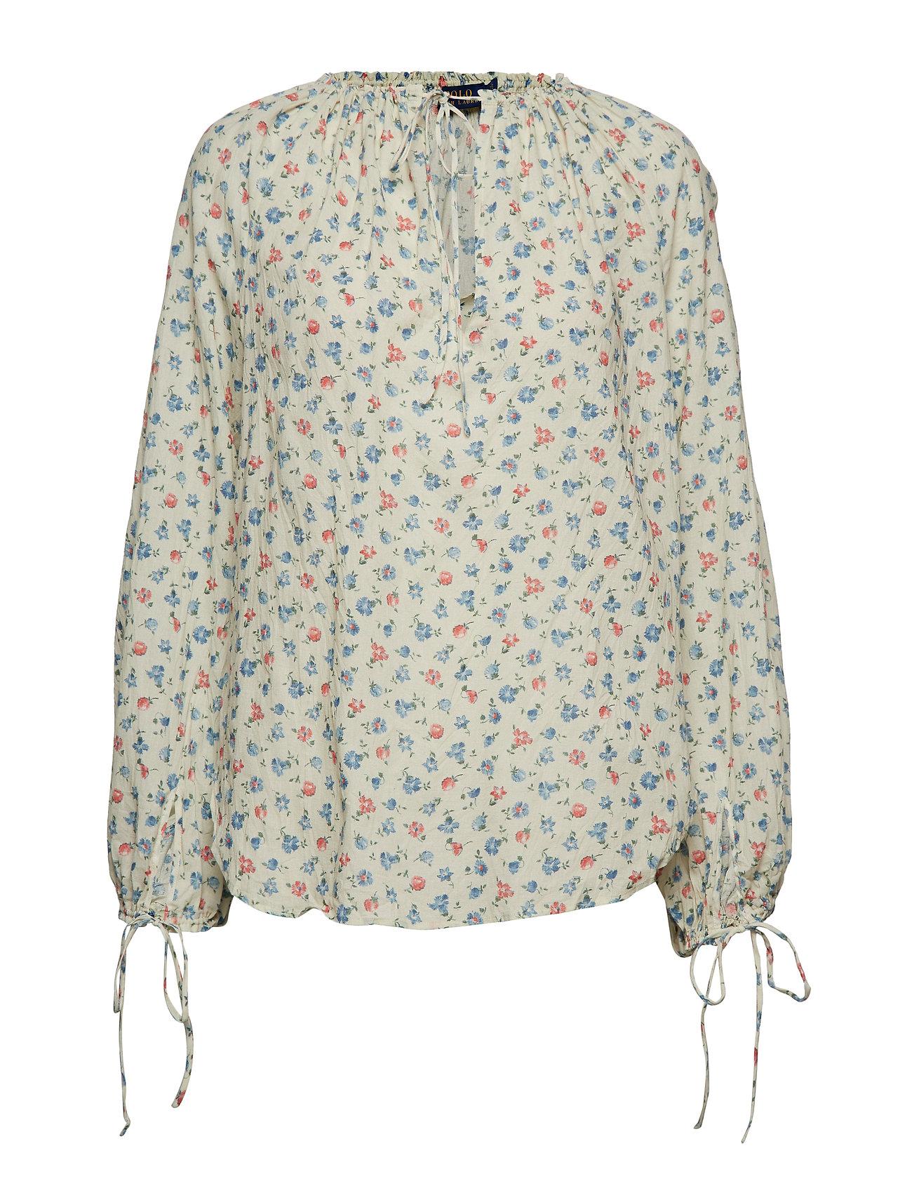 Polo Ralph Lauren Floral Cotton Top