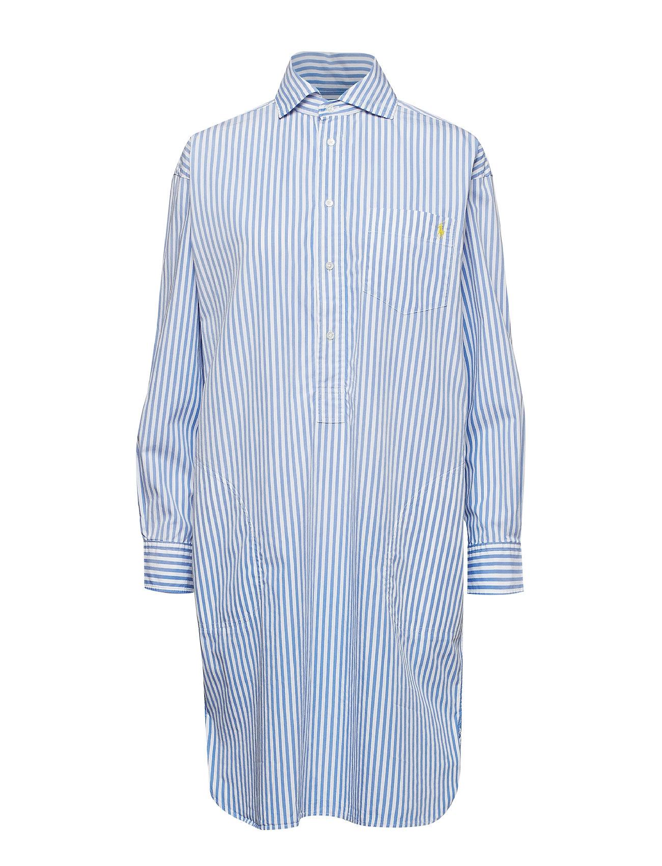 Polo Ralph Lauren Striped Poplin Shirtdress