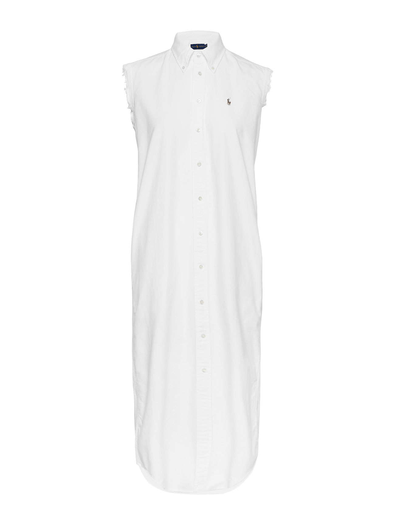 Polo Ralph Lauren Sleeveless Oxford Shirtdress