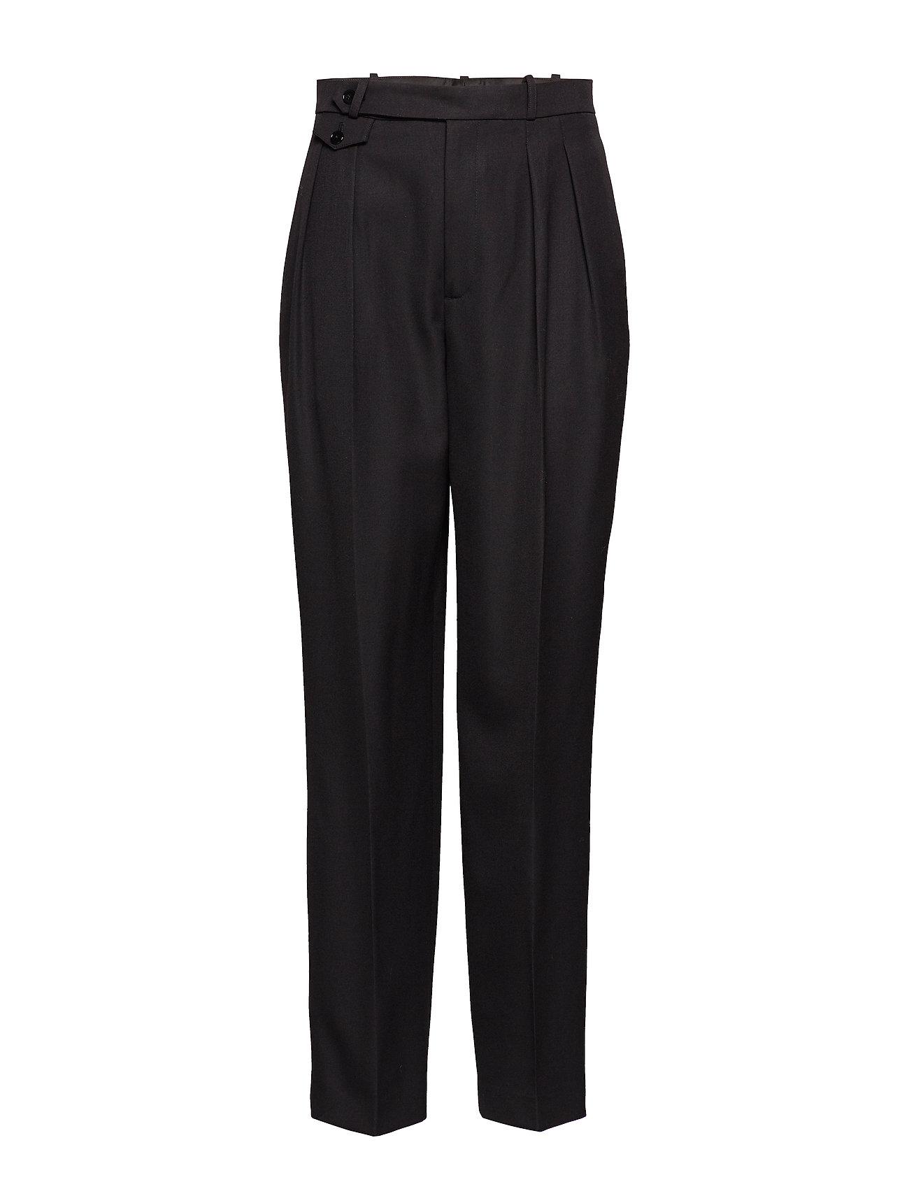 8f8db2bda7e Tuxedo-stripe Wool Pant (Polo Black) (£279) - Polo Ralph Lauren ...