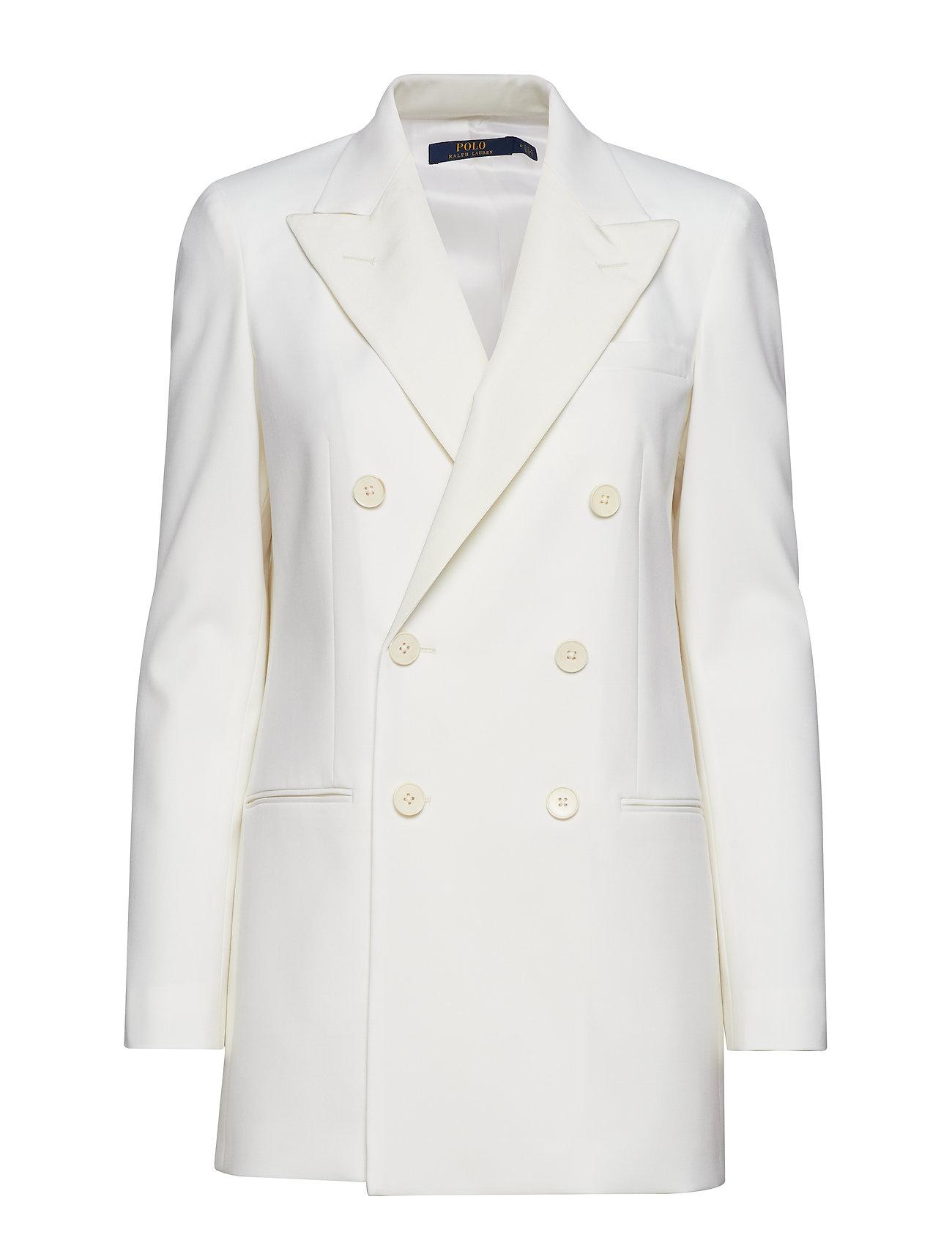 Polo Ralph Lauren Wool Tuxedo Blazer