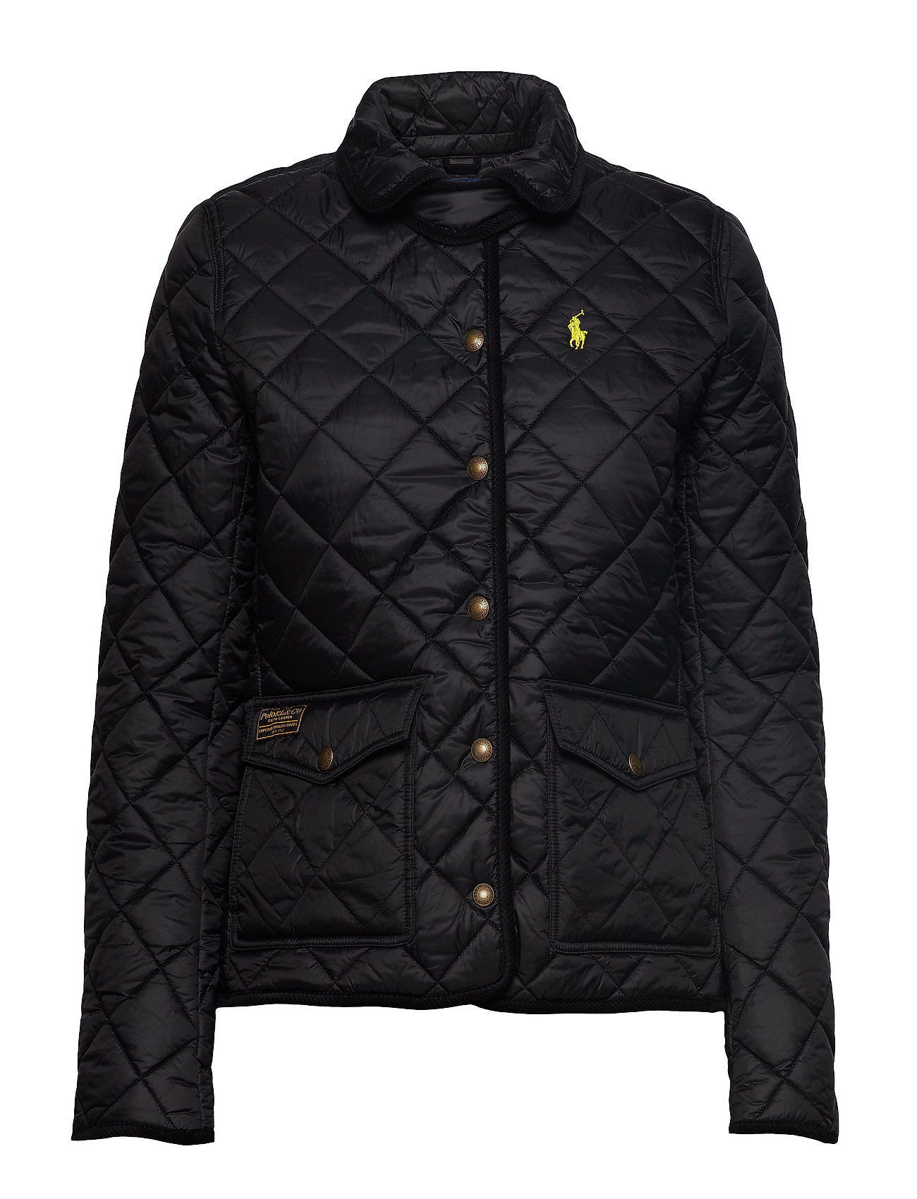 Polo Ralph Lauren Quilted Jacket - POLO BLACK