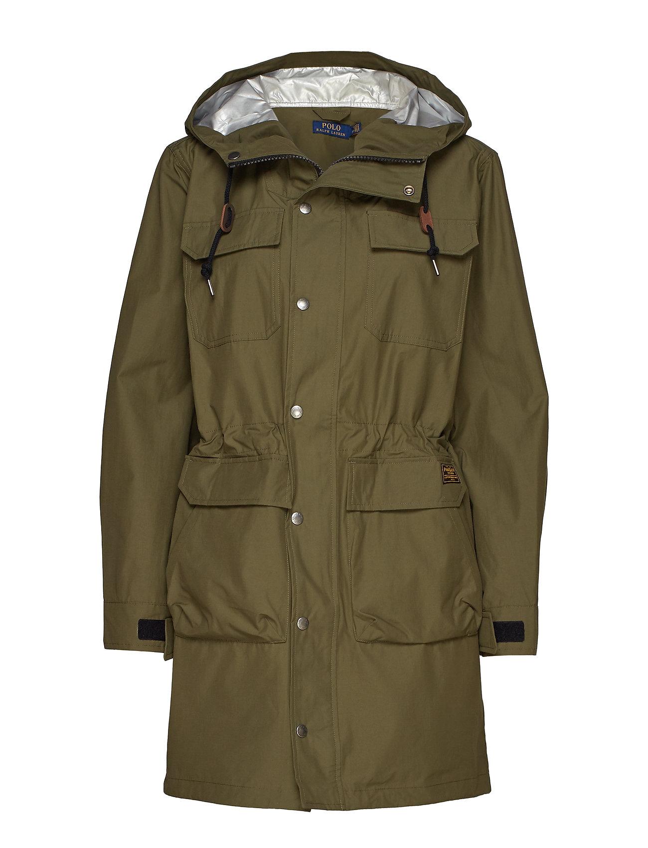 Polo Ralph Lauren Water-Repellent Hooded Jacket