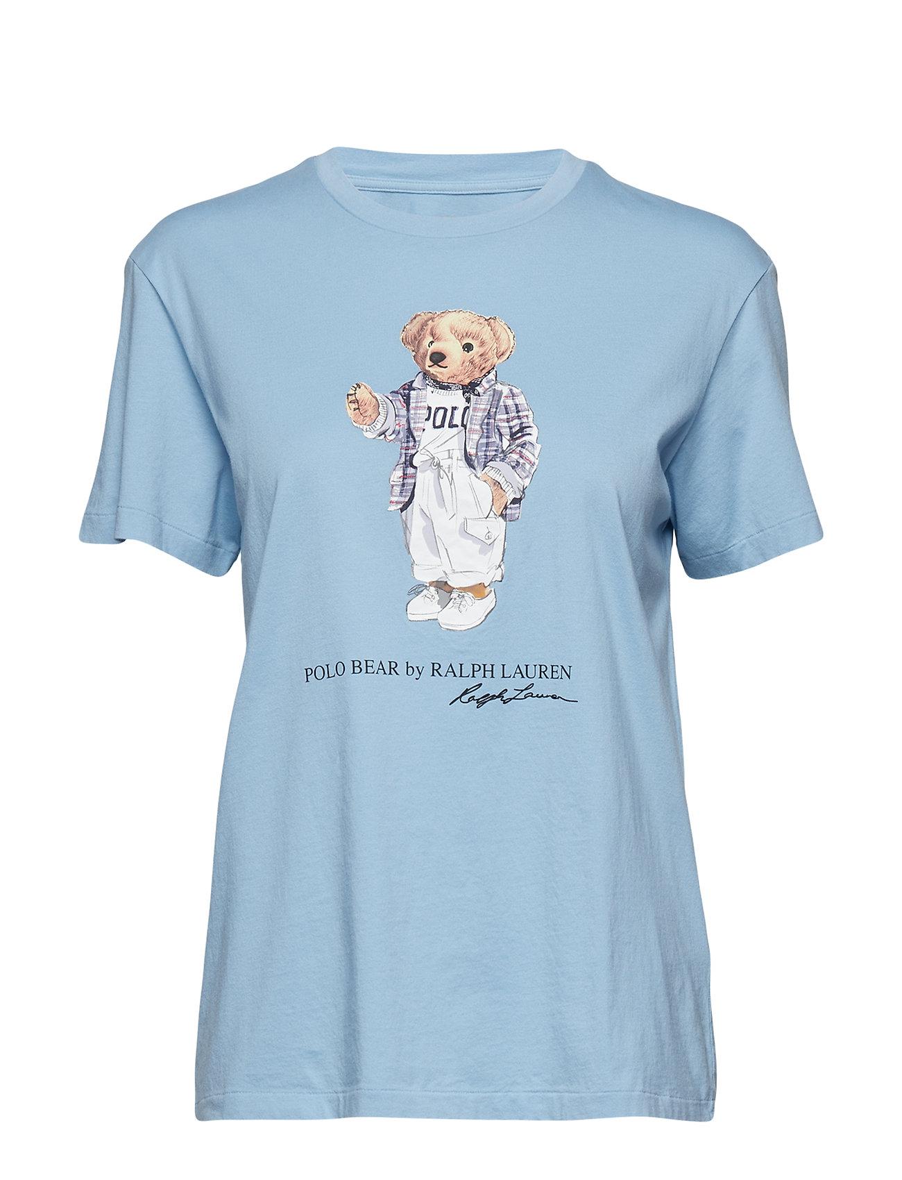 d218a97c Ralph Lauren Teddy Bear T Shirt | Top Mode Depot