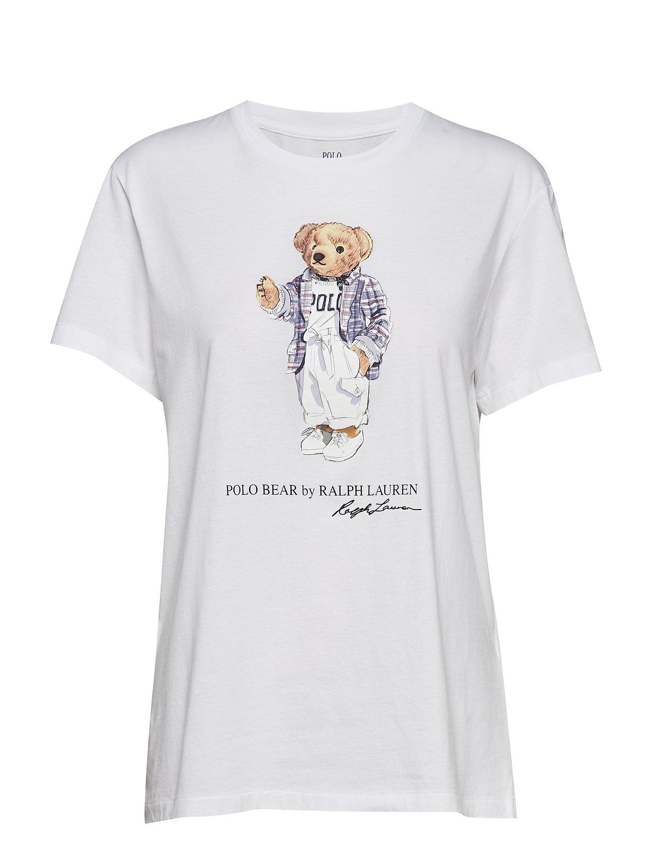 Polo Ralph Lauren Polo Bear Cotton Tee