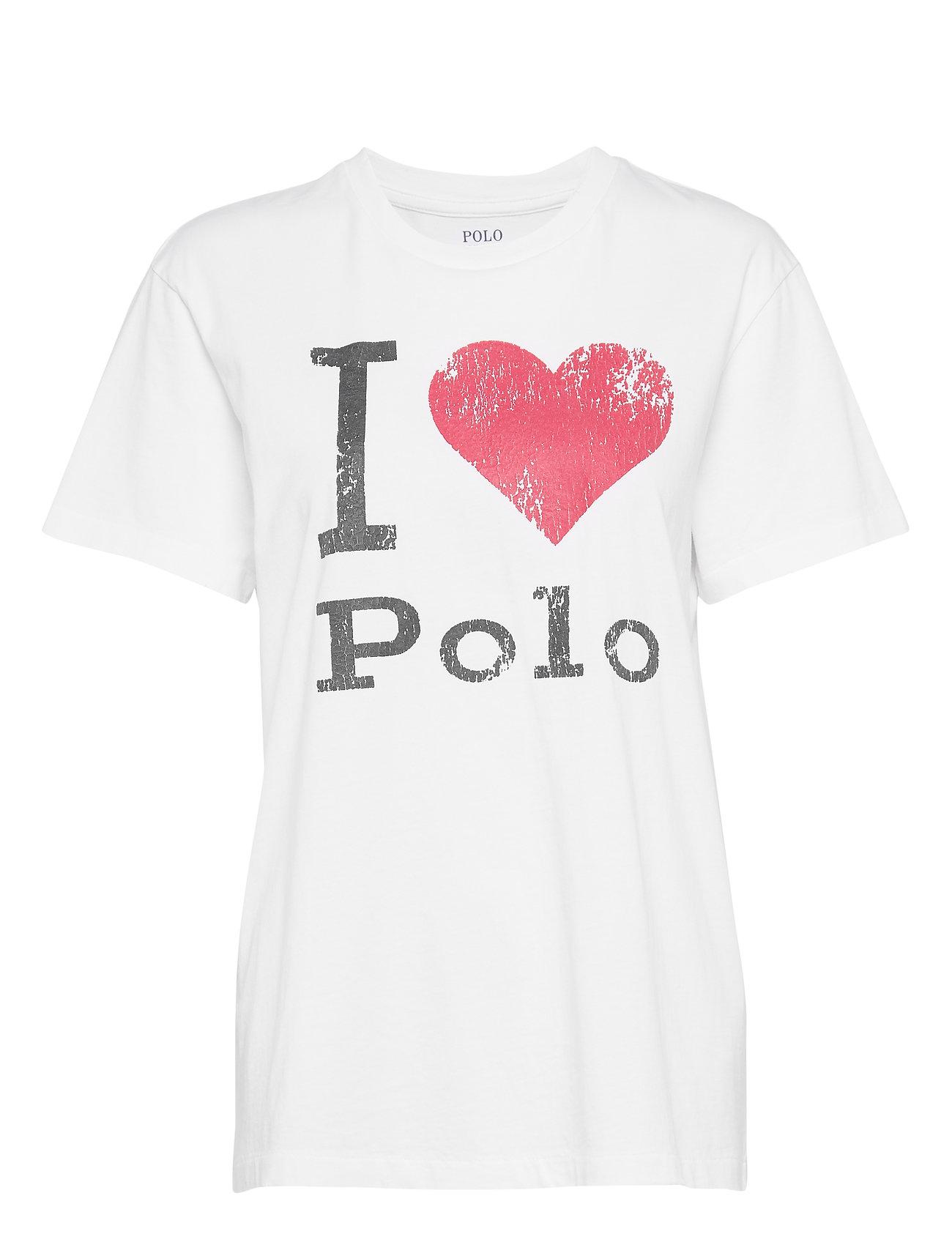 Polo Ralph Lauren Jersey Polo Graphic Tee
