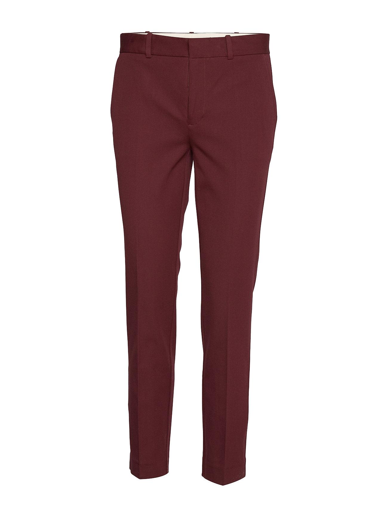 Polo Ralph Lauren Bi-Stretch Twill Pant - RUBY RED
