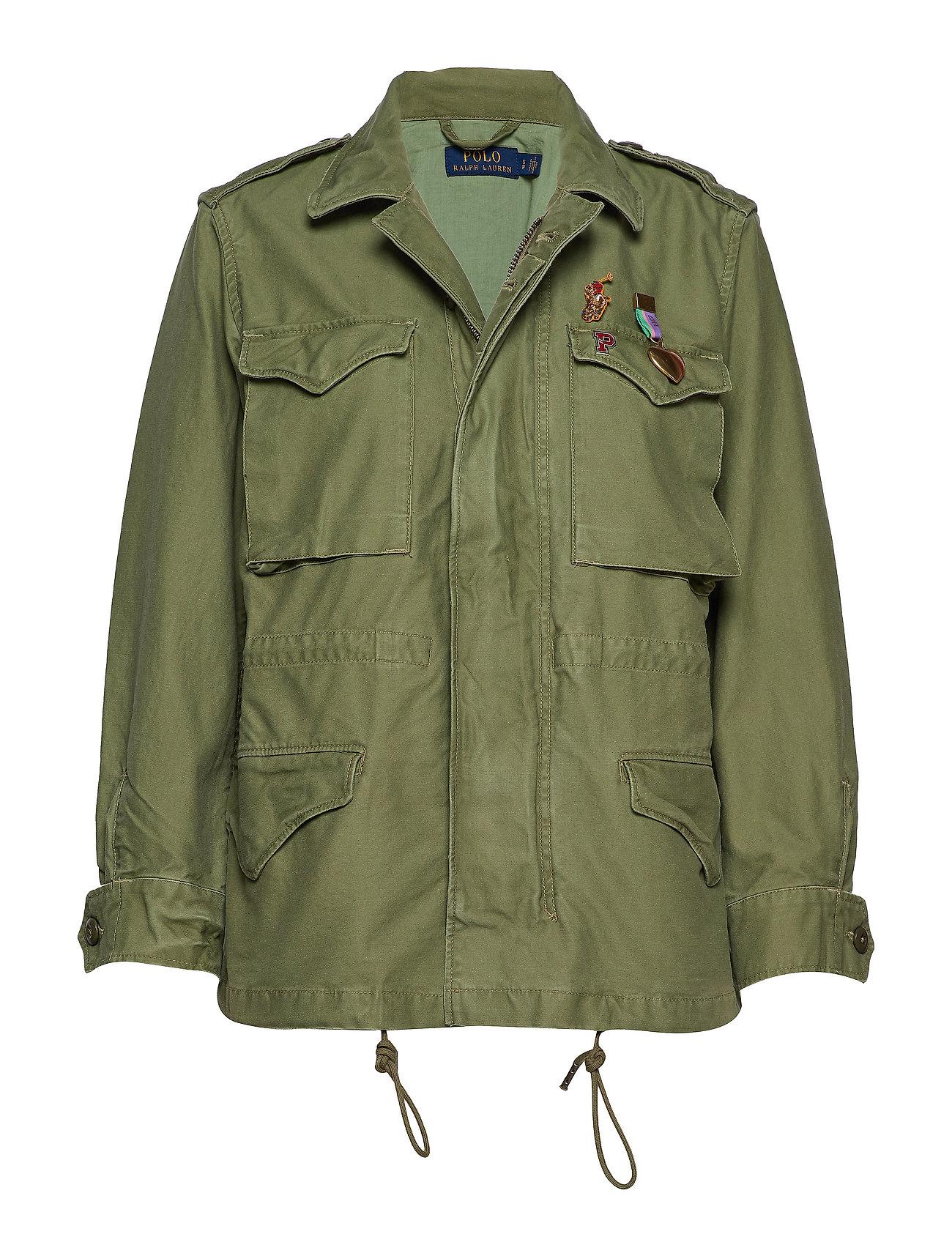 neue Produkte für Neuankömmlinge Wählen Sie für offizielle Cotton Twill Military Jacket