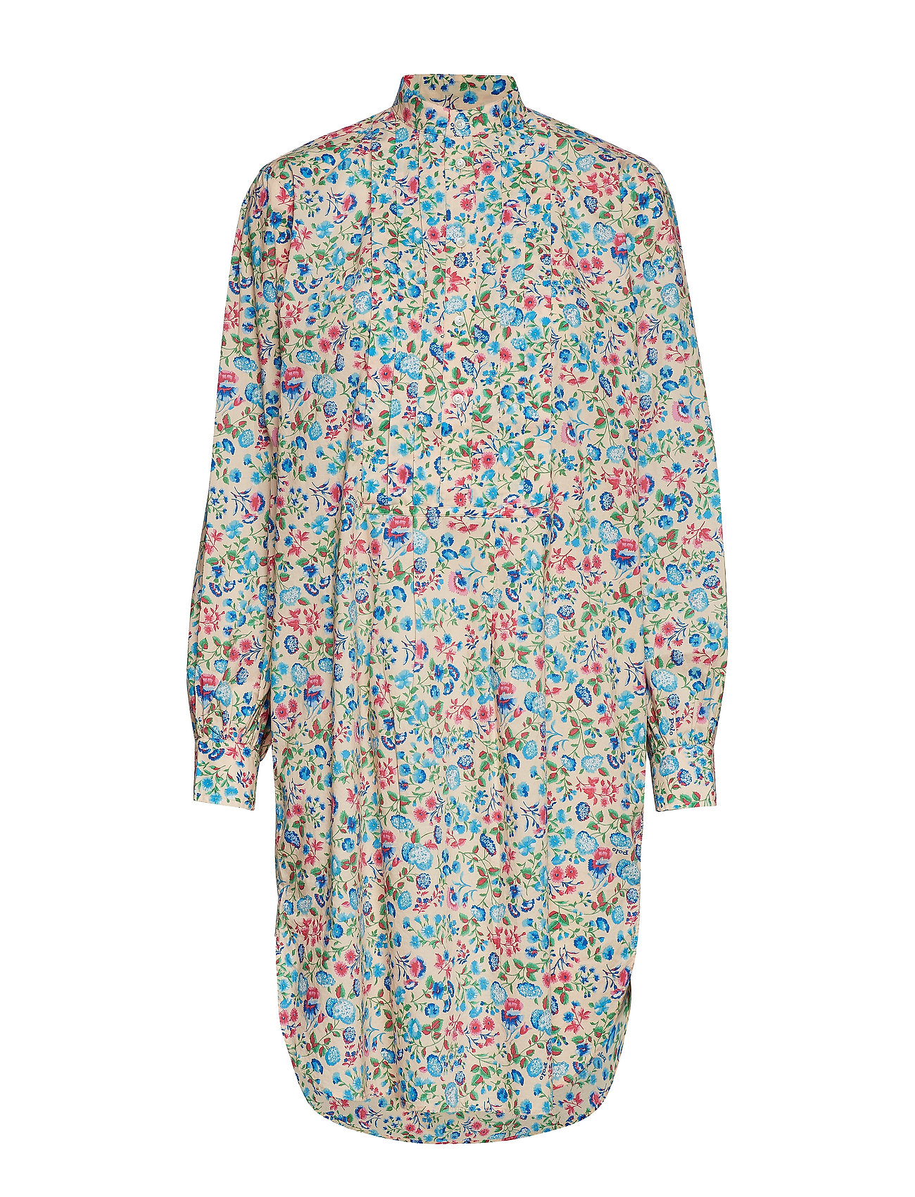 Polo Ralph Lauren Floral Cotton Shirtdress
