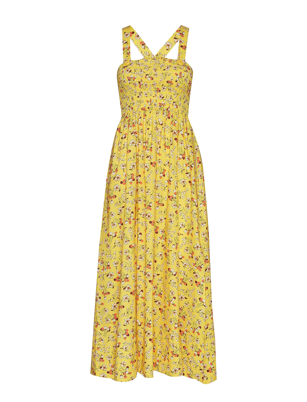 Polo Ralph Lauren Floral Cotton Maxidress