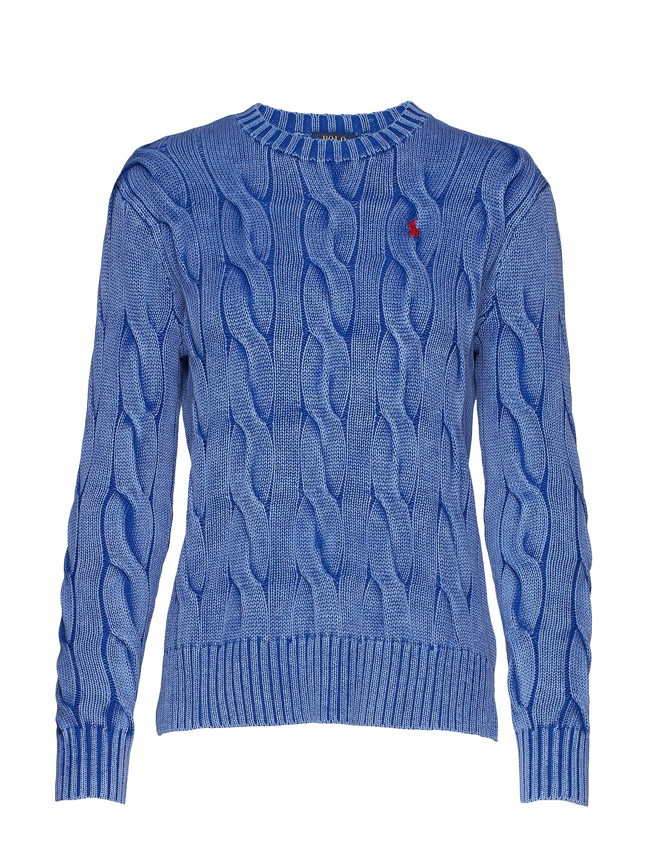 Polo Ralph Lauren Cable Knit Cotton Sweater Ögrönlar