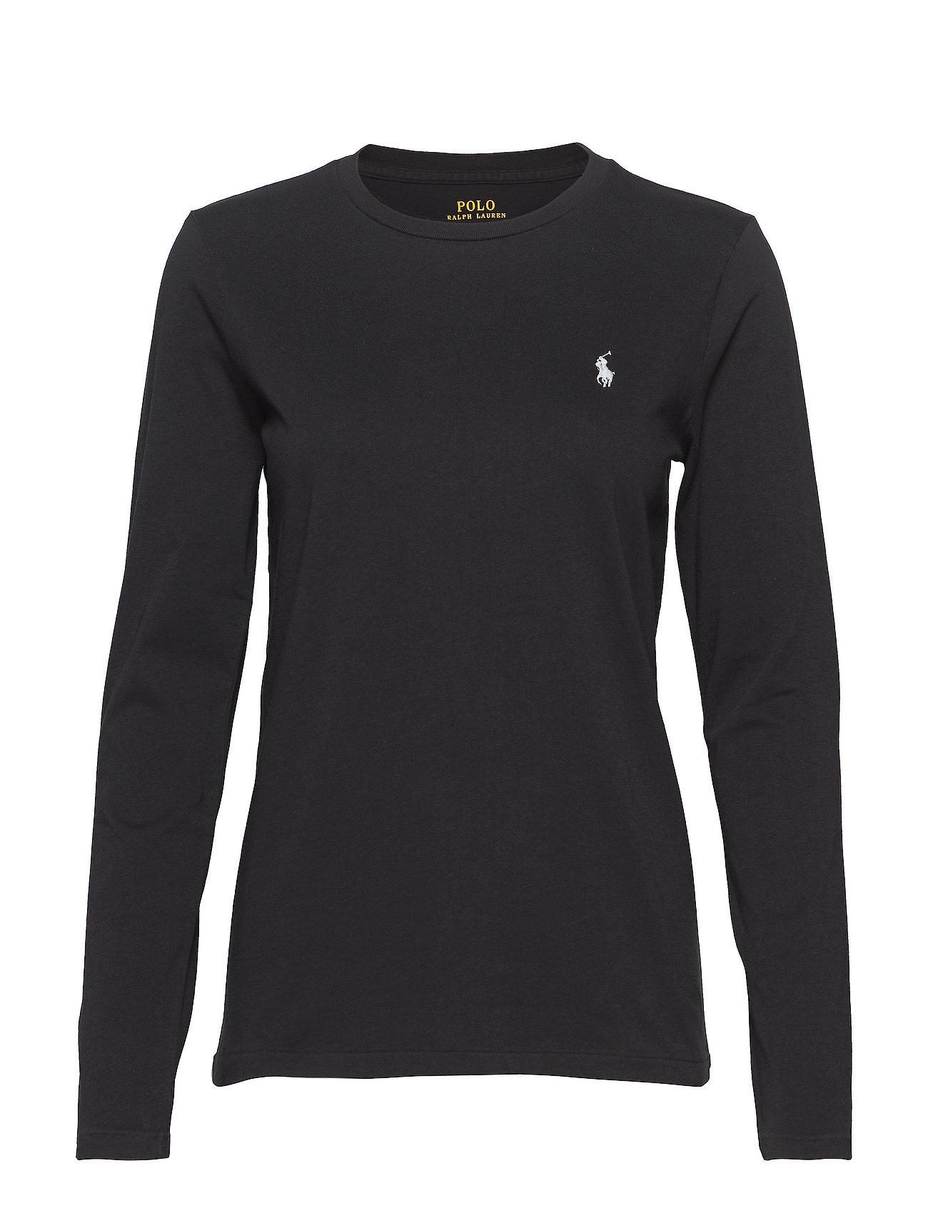 Polo Ralph Lauren Jersey Long-Sleeve Shirt - POLO BLACK