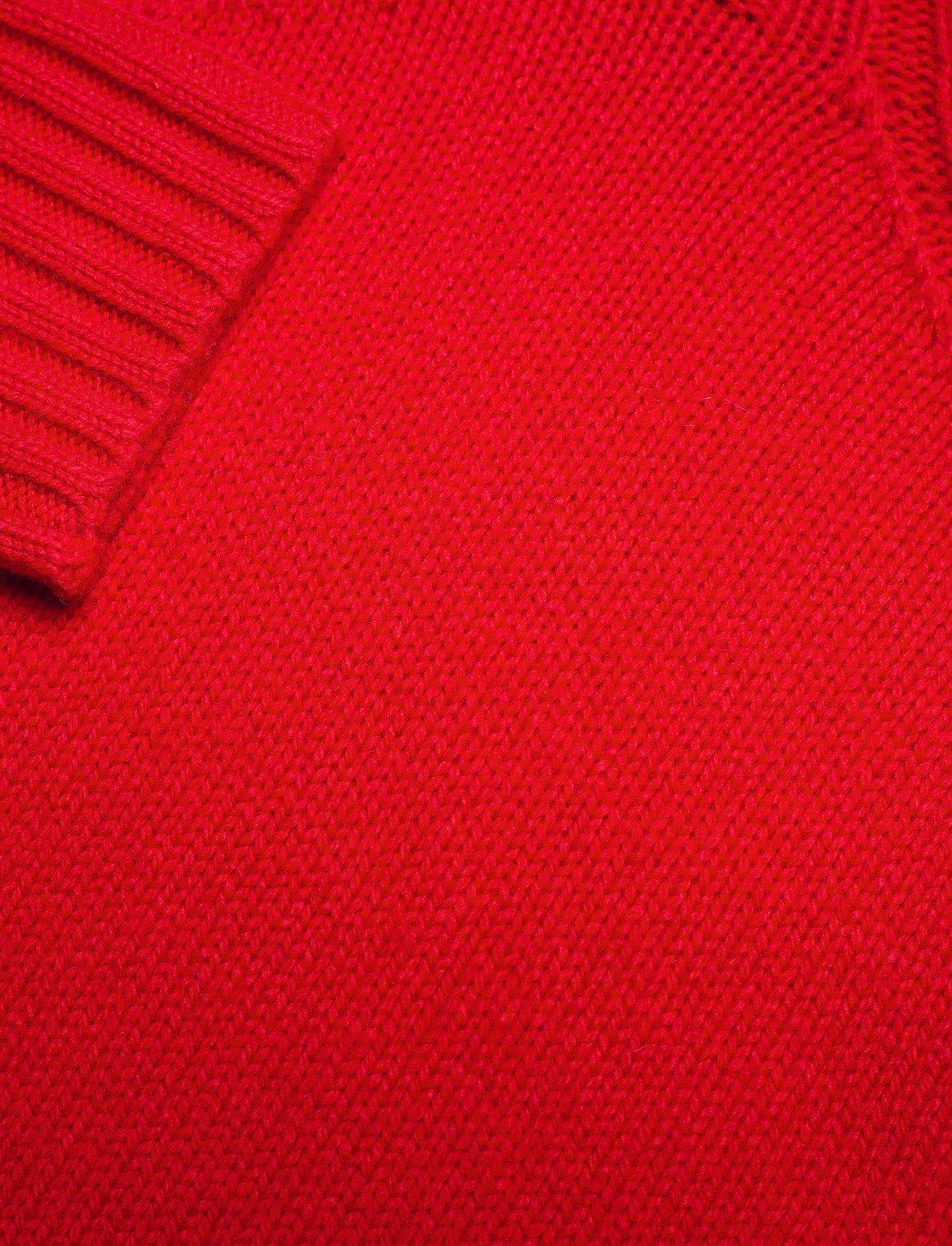 Wool/cashmere Jsy-lsl-swt (Fall Red) (1016.95 kr) - Polo Ralph Lauren