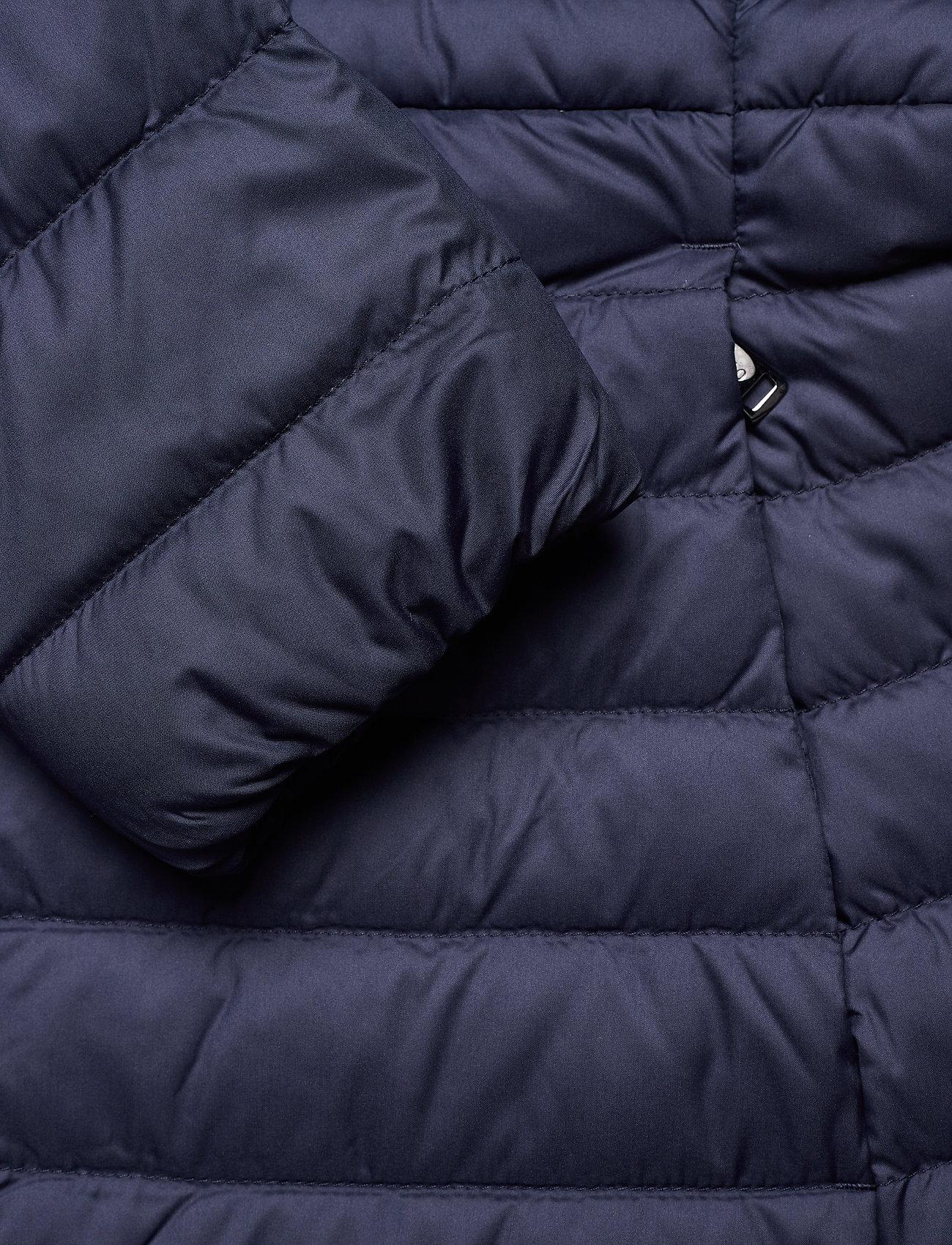 Polo Ralph Lauren MATTIFY-DNF-COA - Kurtki i Płaszcze AVIATOR NAVY - Kobiety Odzież.