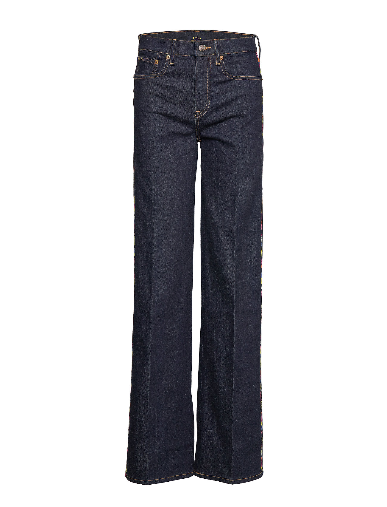 Polo Ralph Lauren Ulta Stretch Wide-Leg Jean - DARK INDIGO W RAI