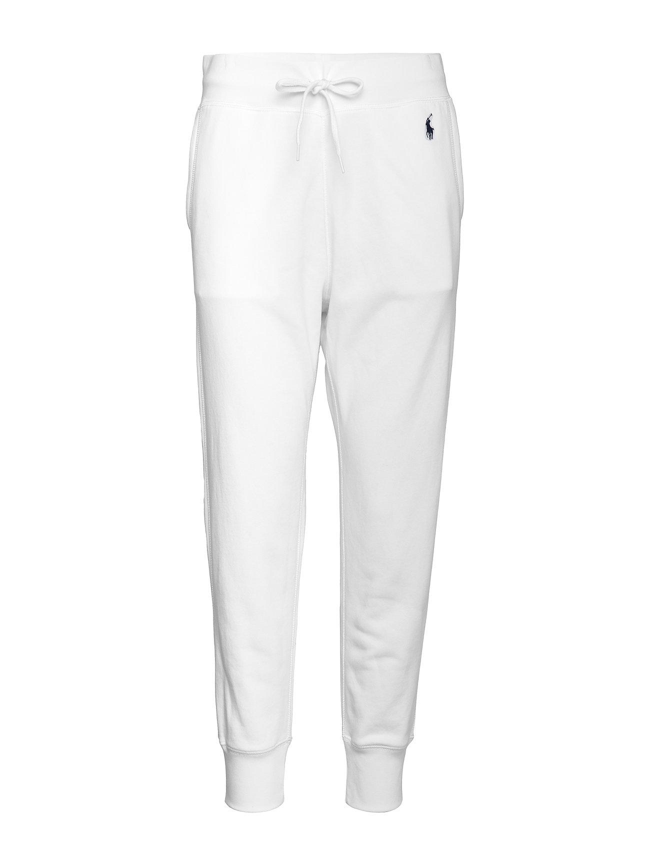 Polo Ralph Lauren Fleece Sweatpant - WHITE