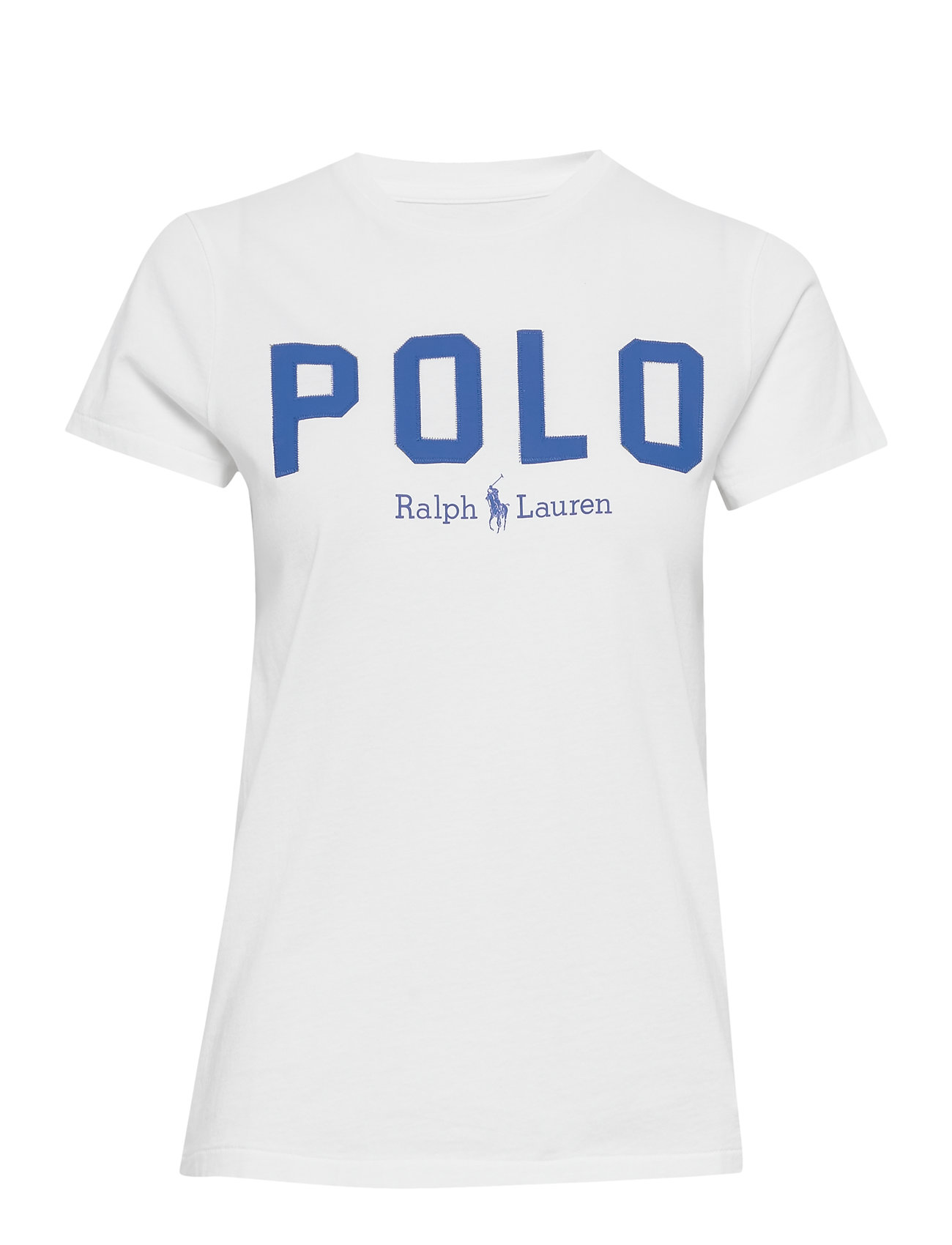Polo Ralph Lauren Polo Cotton Tee - WHITE