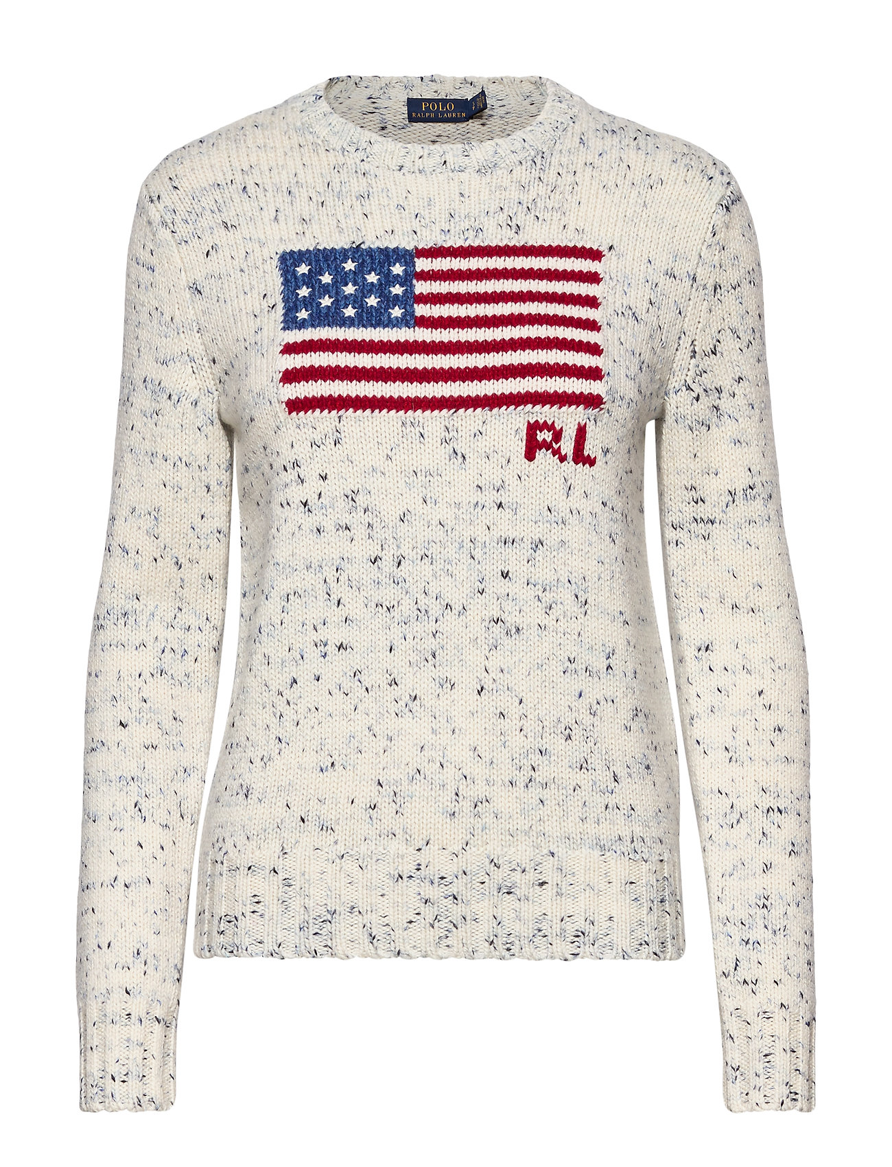 Polo Ralph Lauren Flag Wool Sweater - MULTI