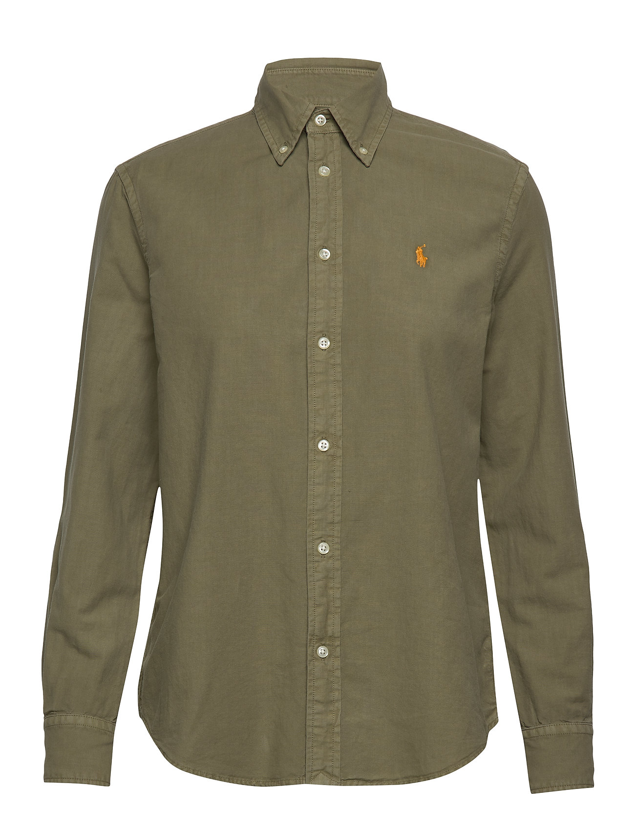 Polo Ralph Lauren Relaxed Fit Oxford Shirt - BASIC OLIVE
