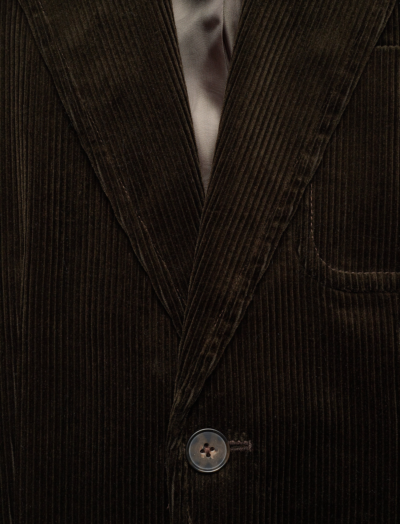 Cord-lnd-blz (Antique Brown) (2219.40 kr) - Polo Ralph Lauren