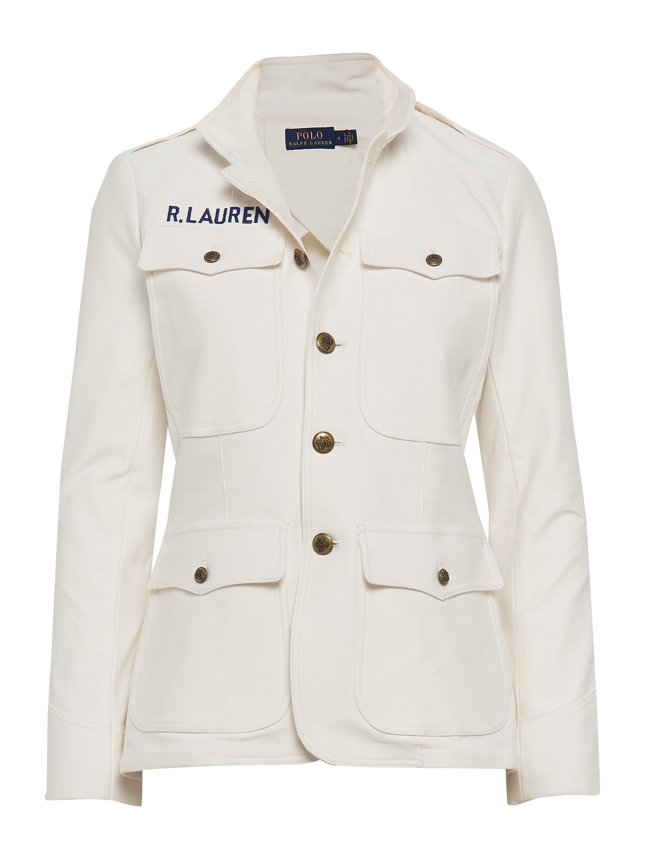 Polo Ralph Lauren Cotton Stretch Blazer - NEVIS