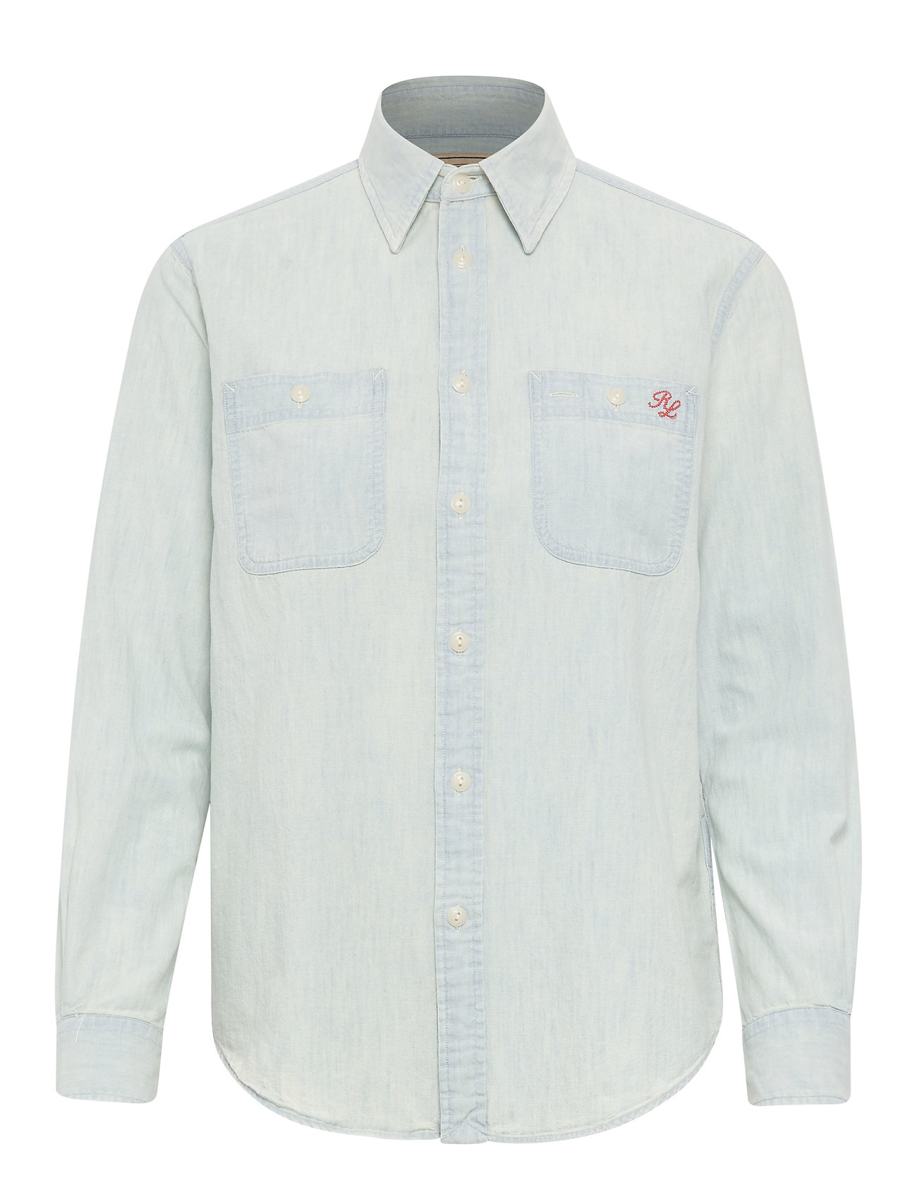 Polo Ralph Lauren Polo Bear Chambray Shirt - CHAMBRAY