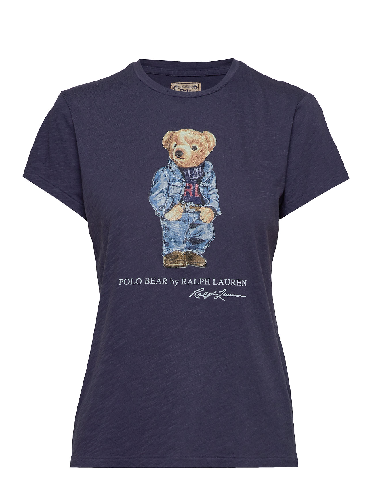 Polo Ralph Lauren Polo Bear Crewneck Tee - CLASSIC ROYAL