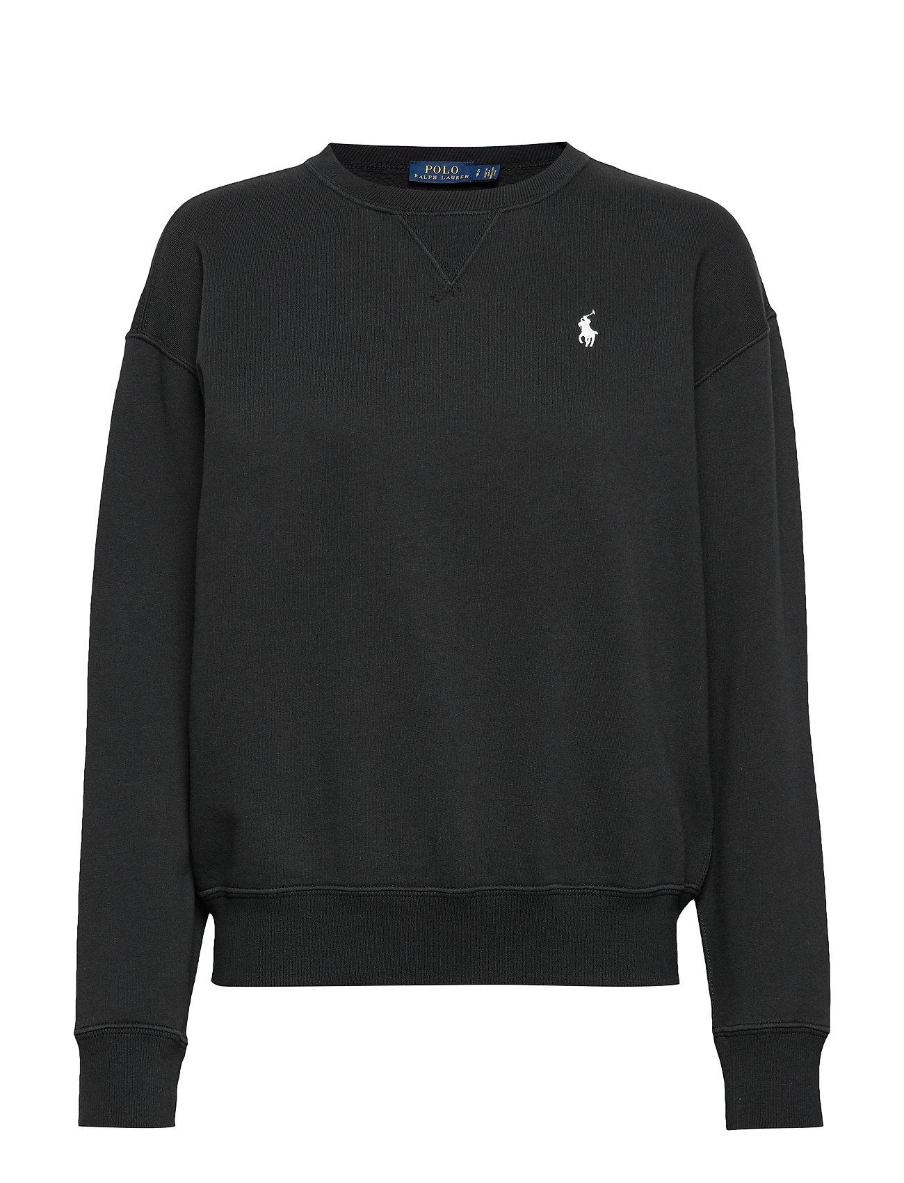 Polo Ralph Lauren Fleece Pullover - POLO BLACK