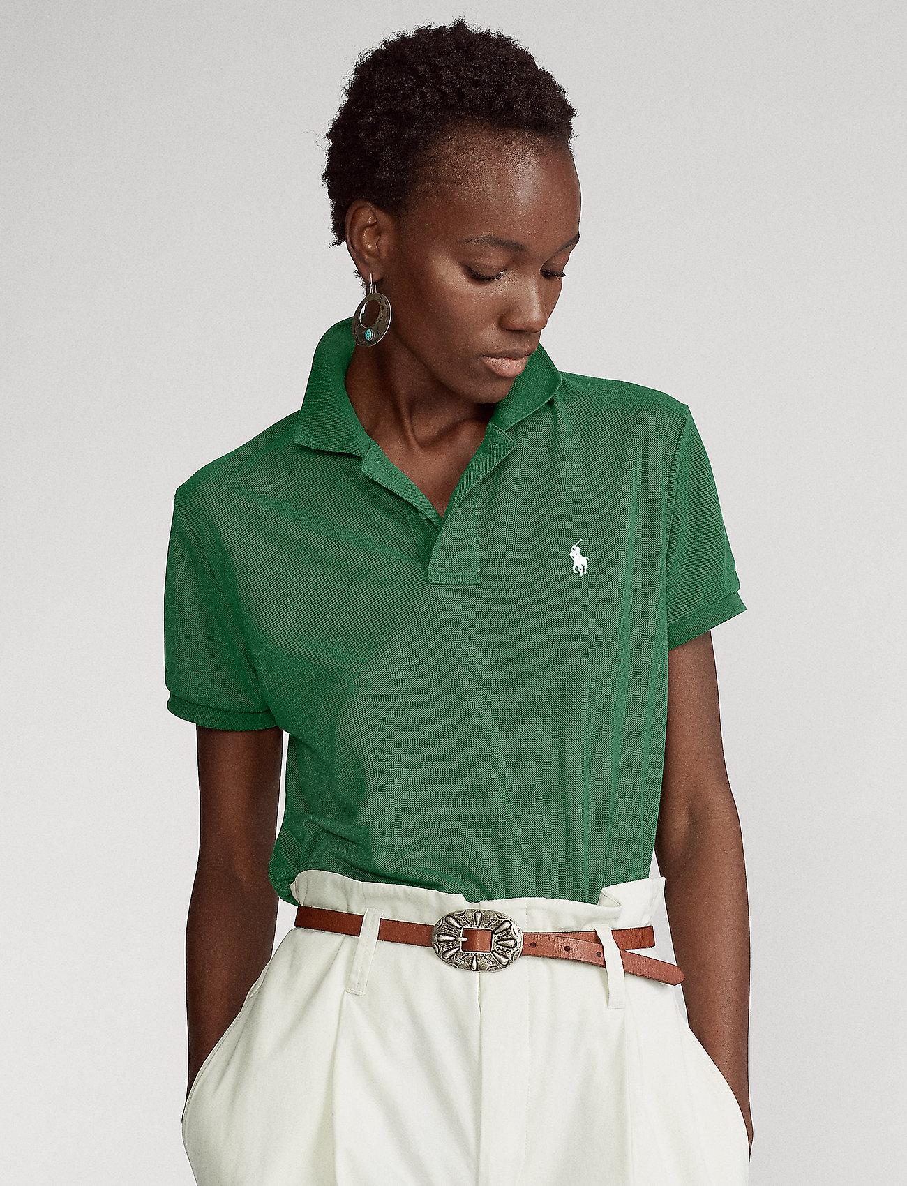 Polo Ralph Lauren - The Earth Polo - polohemden - stuart green - 0