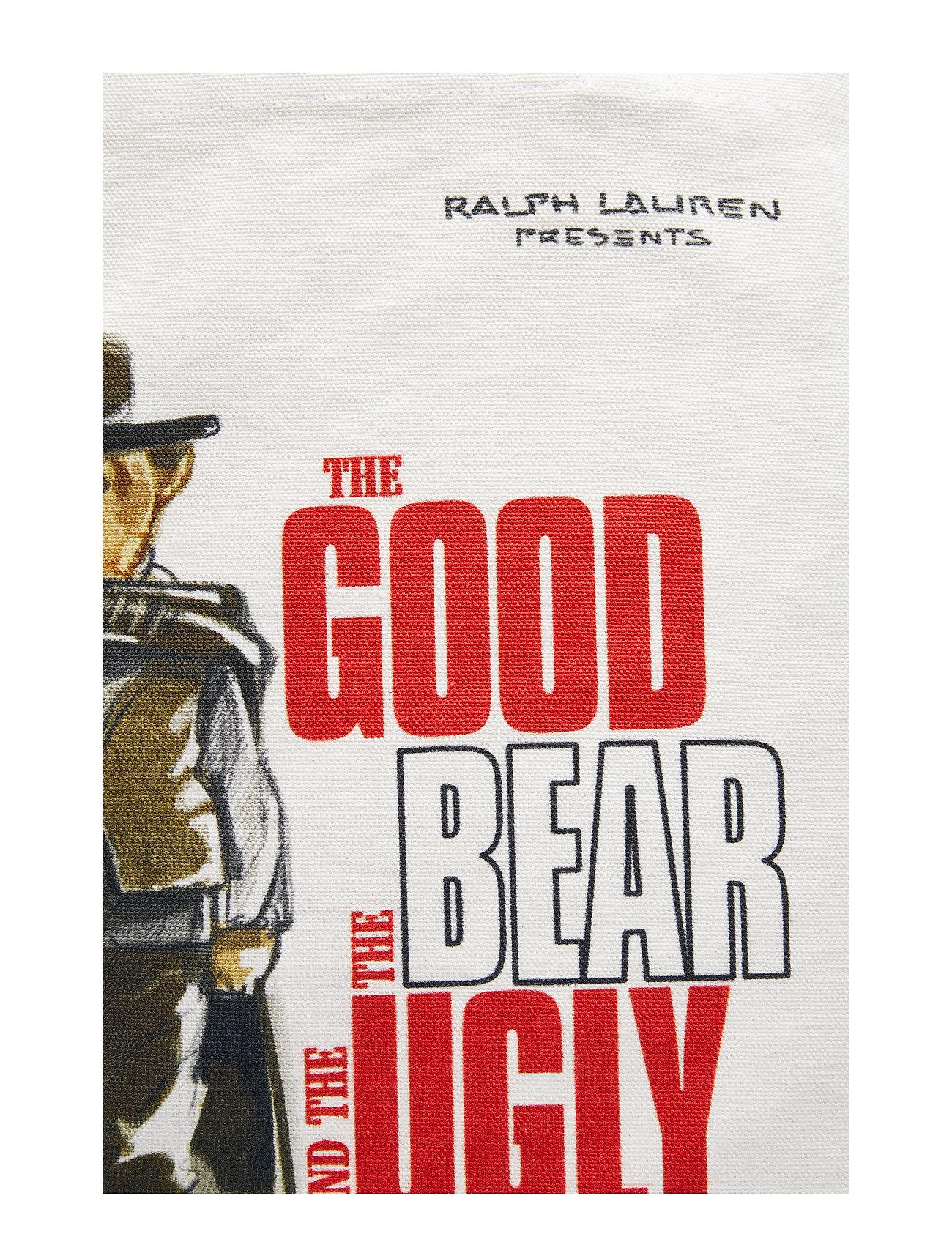 Lauren book Ralph Bear tte Canvas medecruPolo Good Tote 8wPnk0O