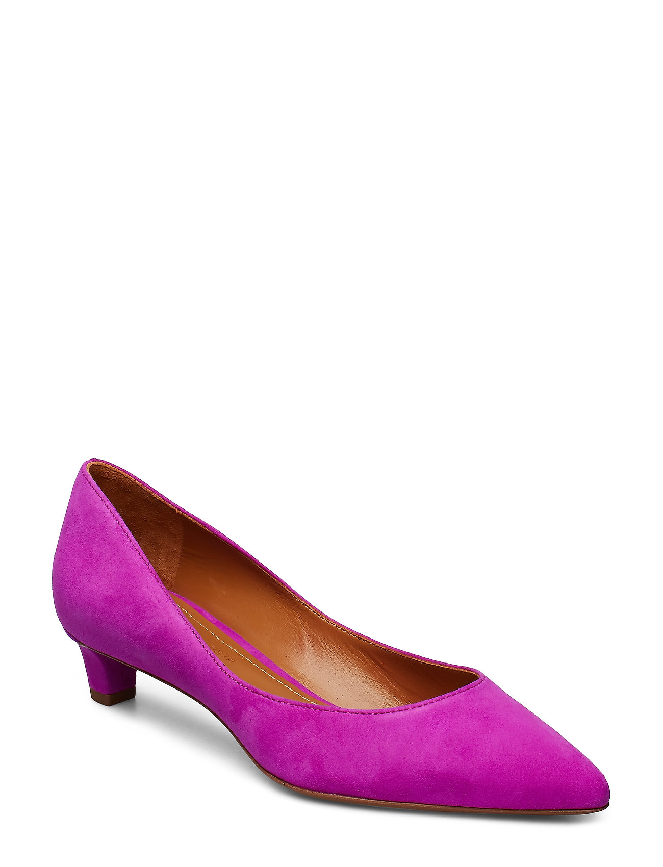 sabryna Luxe drsbright pm MagentaPolo Lauren Ralph Suede 8nmwv0N