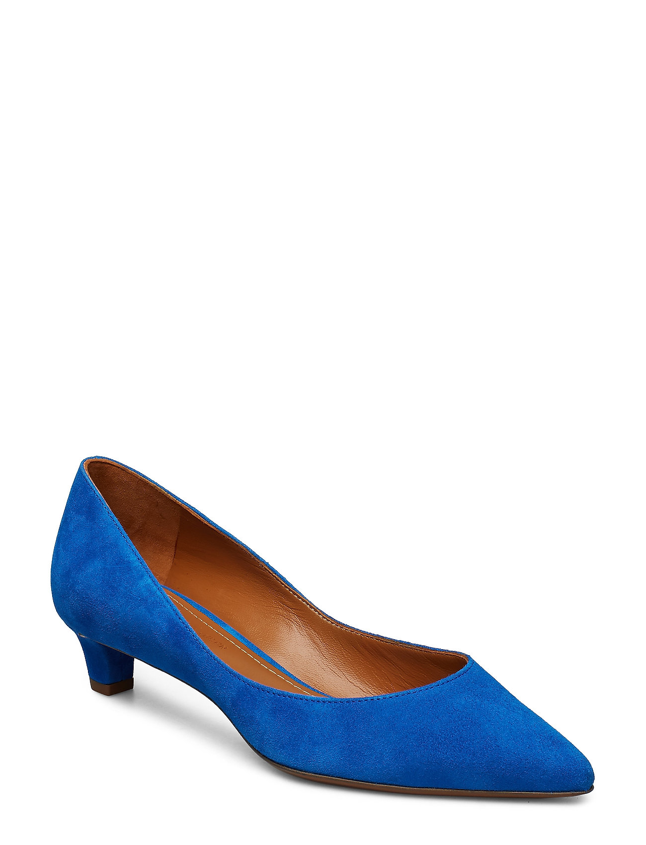 Polo Ralph Lauren LUXE SUEDE-SABRYNA-PM-DRS