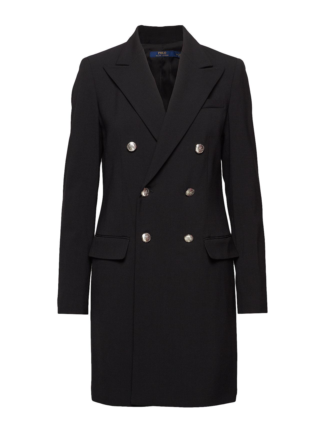 Polo Ralph Lauren Double-Breasted Wool Blazer