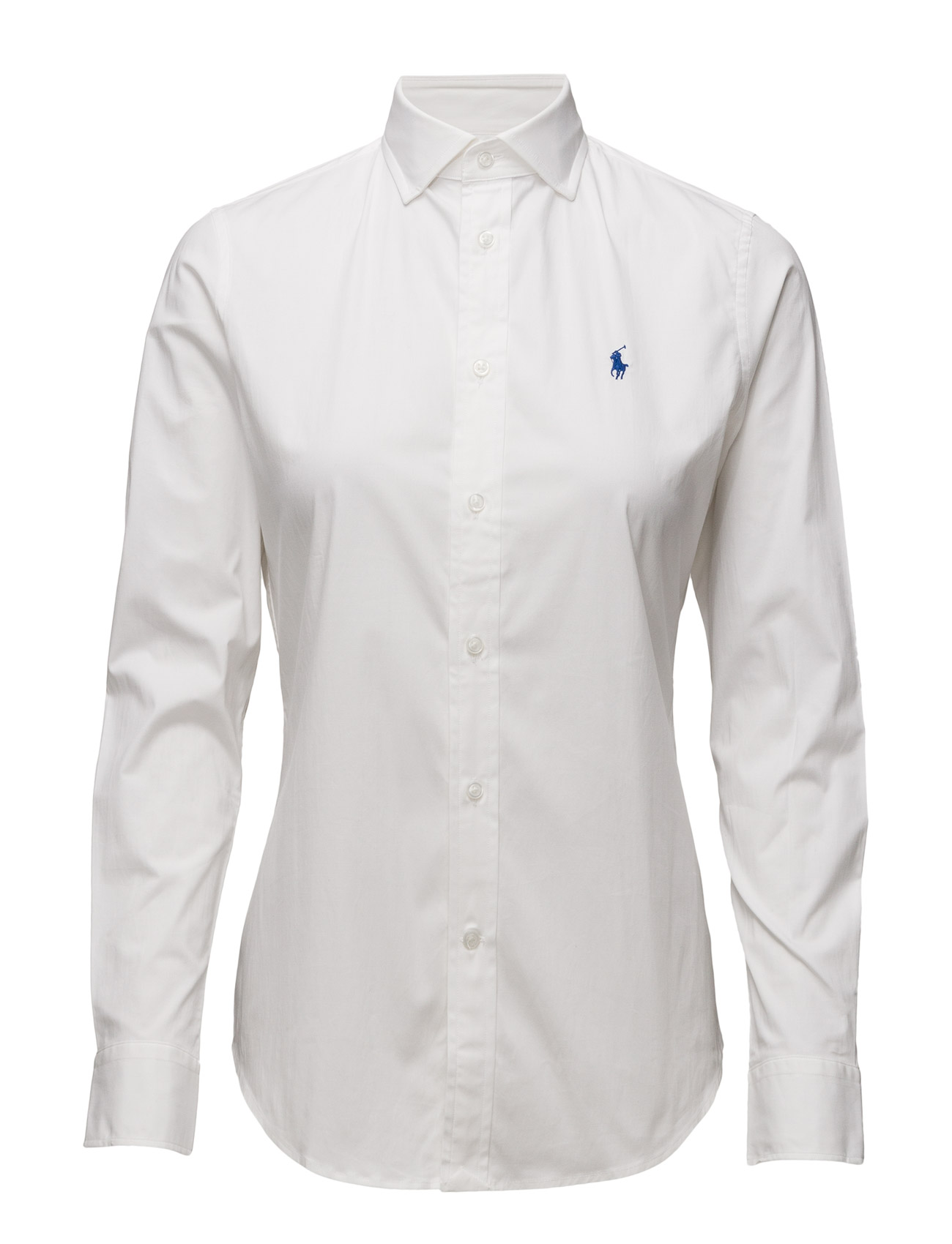 Polo Ralph Lauren Stretch Slim Poplin Shirt
