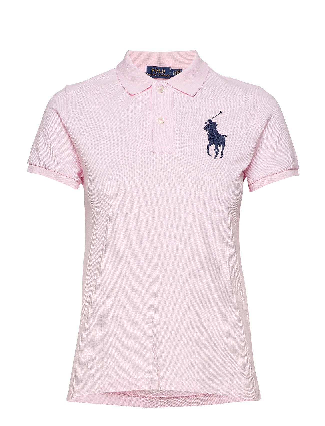 Skinny Fit Big Pony Polo Shirt Country Club Pink 119 95 Polo