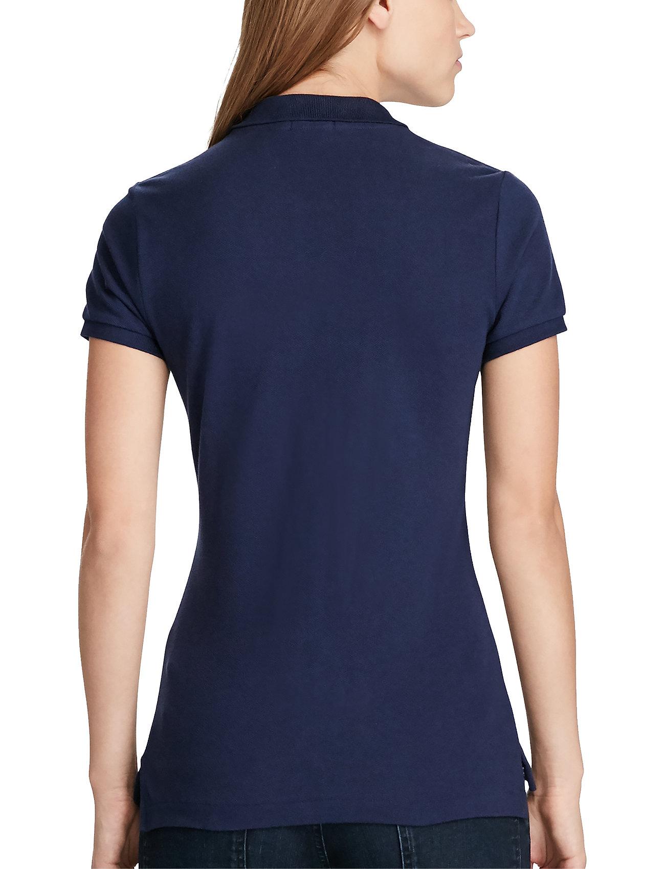 Skinny-fit Big Pony Polo Shirt (Newport Navy) (1099 kr) - Polo Ralph Lauren