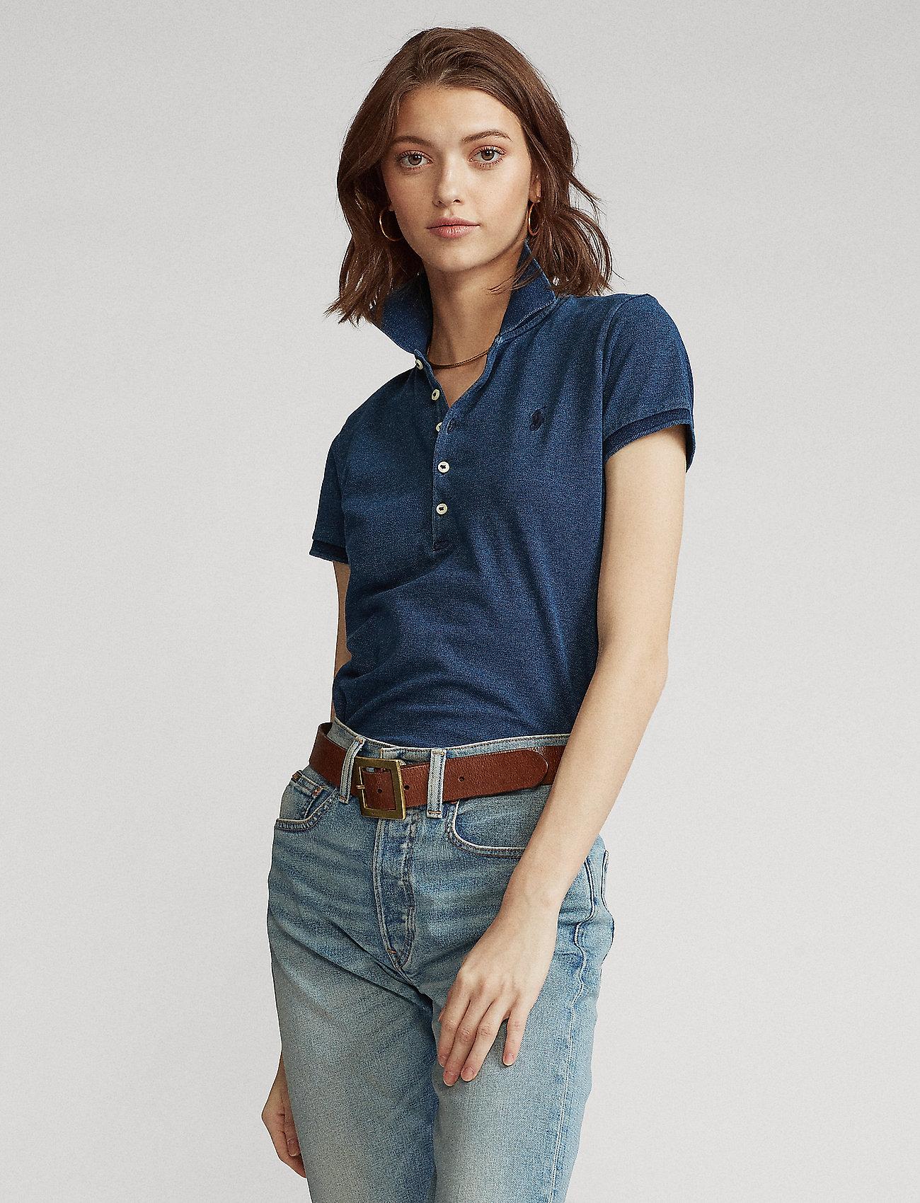 Polo Ralph Lauren - Slim Fit Polo Shirt - polohemden - dark indigo - 0
