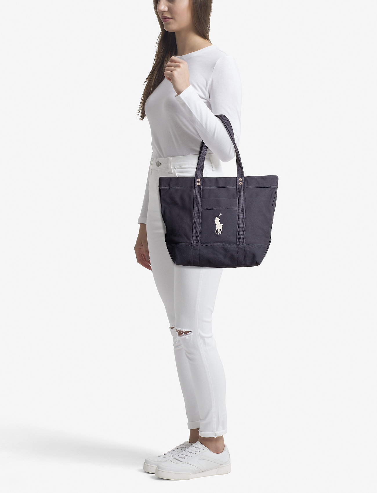 Polo Ralph Lauren PP TOTE-TOTE-CANVAS